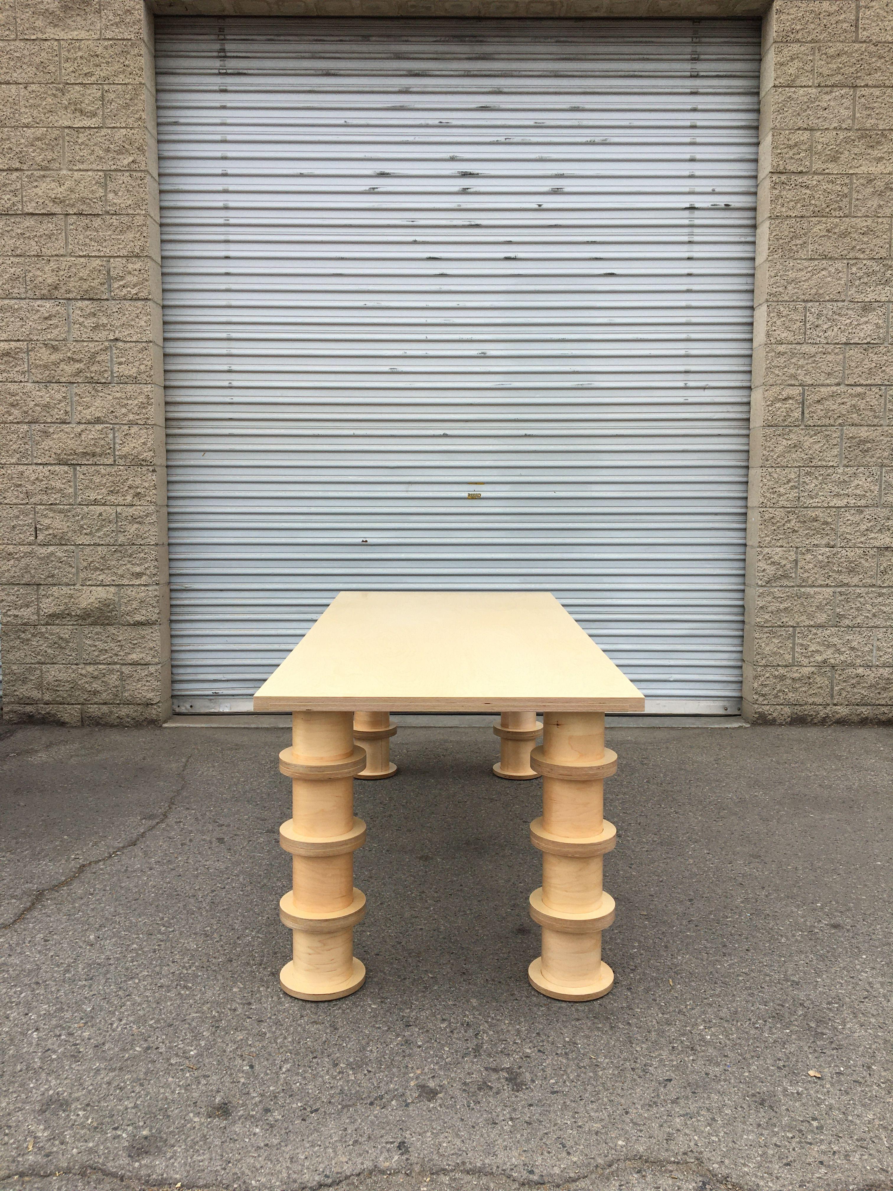 Column Leg Table product image 2