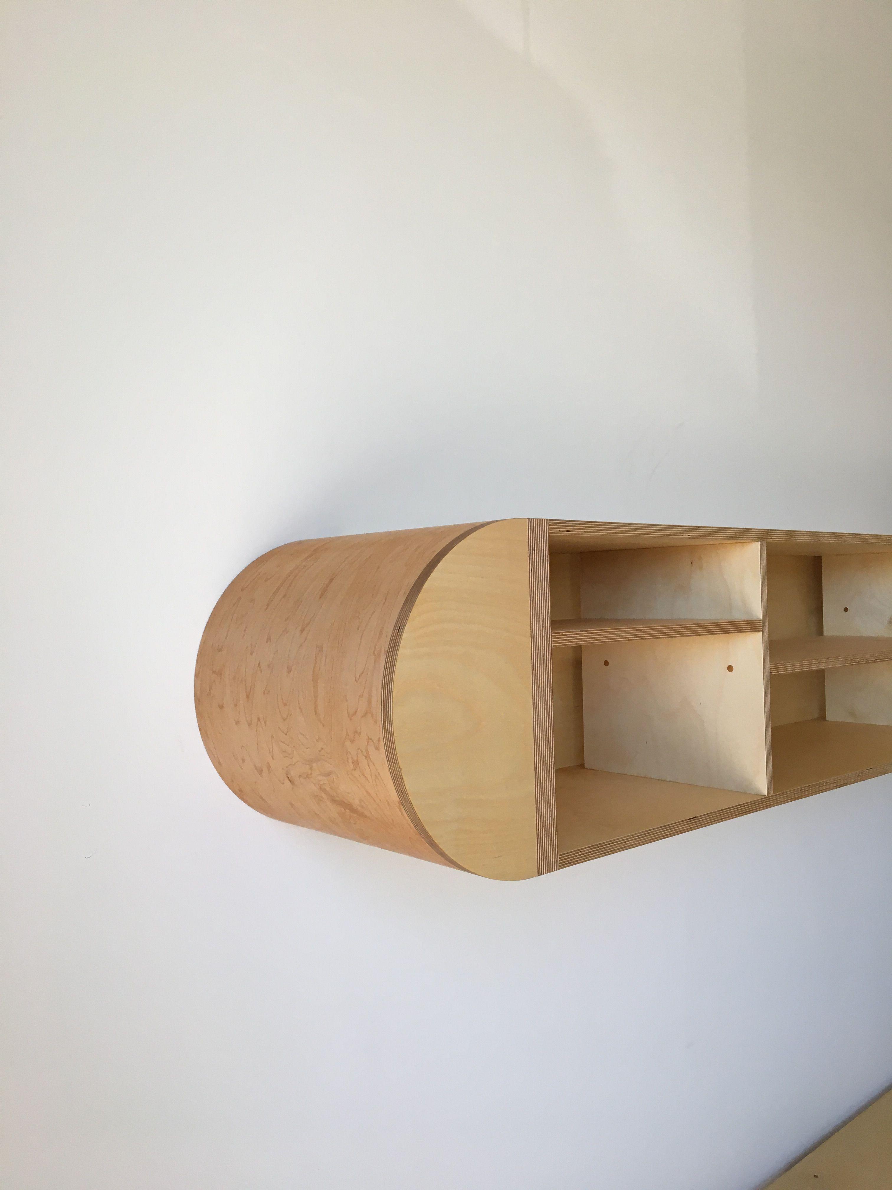 Half Round Storage Unit - Mouthwash Studio product image 2