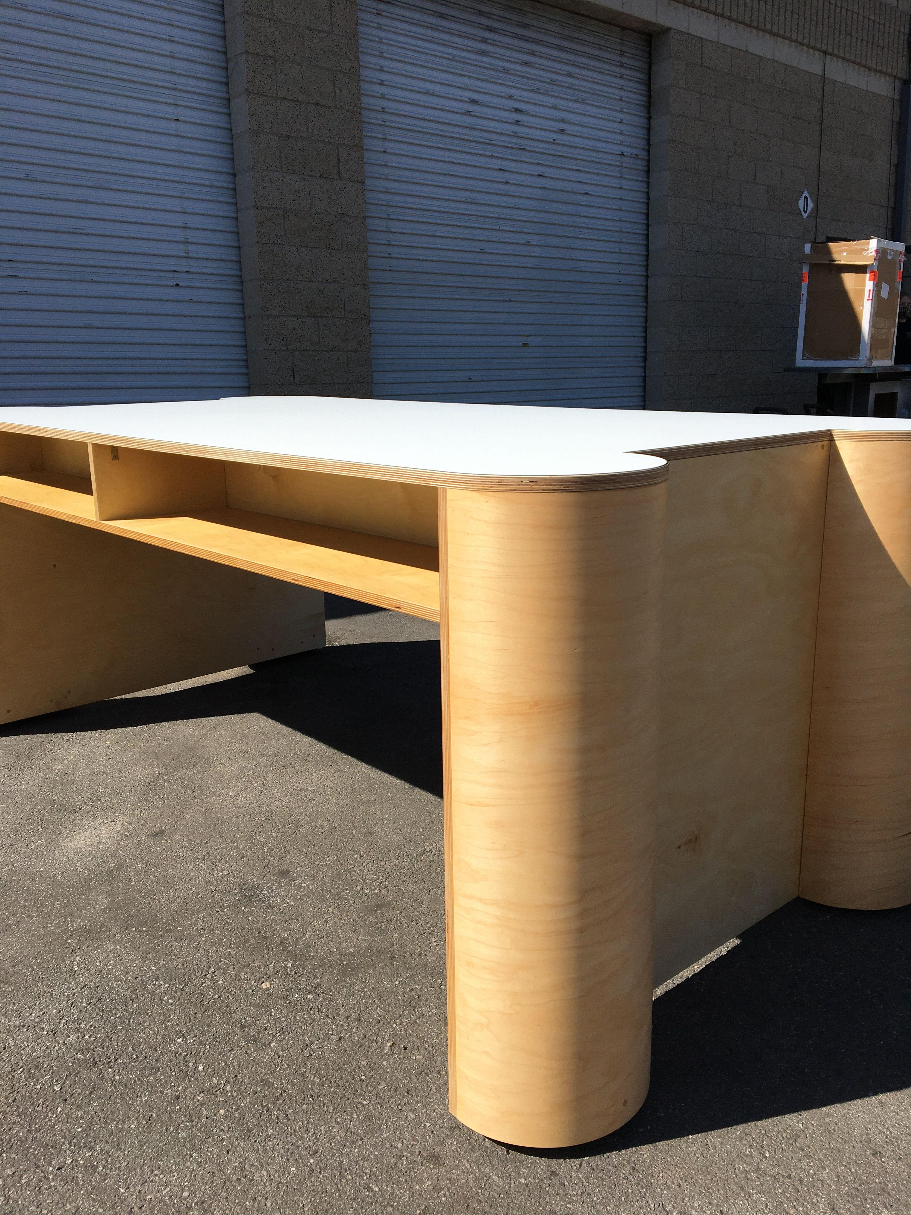 Large Rolling Work Tables product image 1