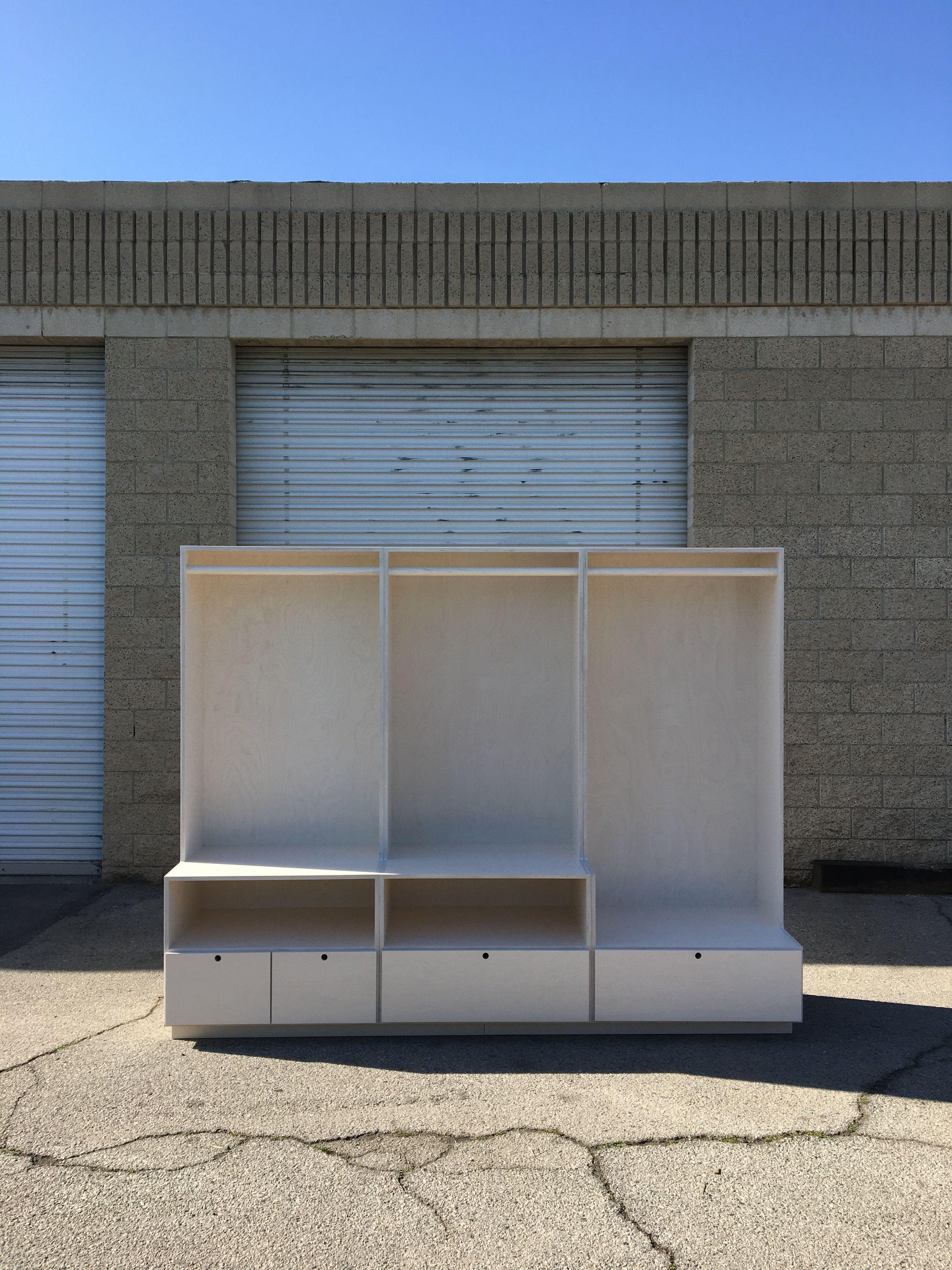 Three Section Closet product image 0