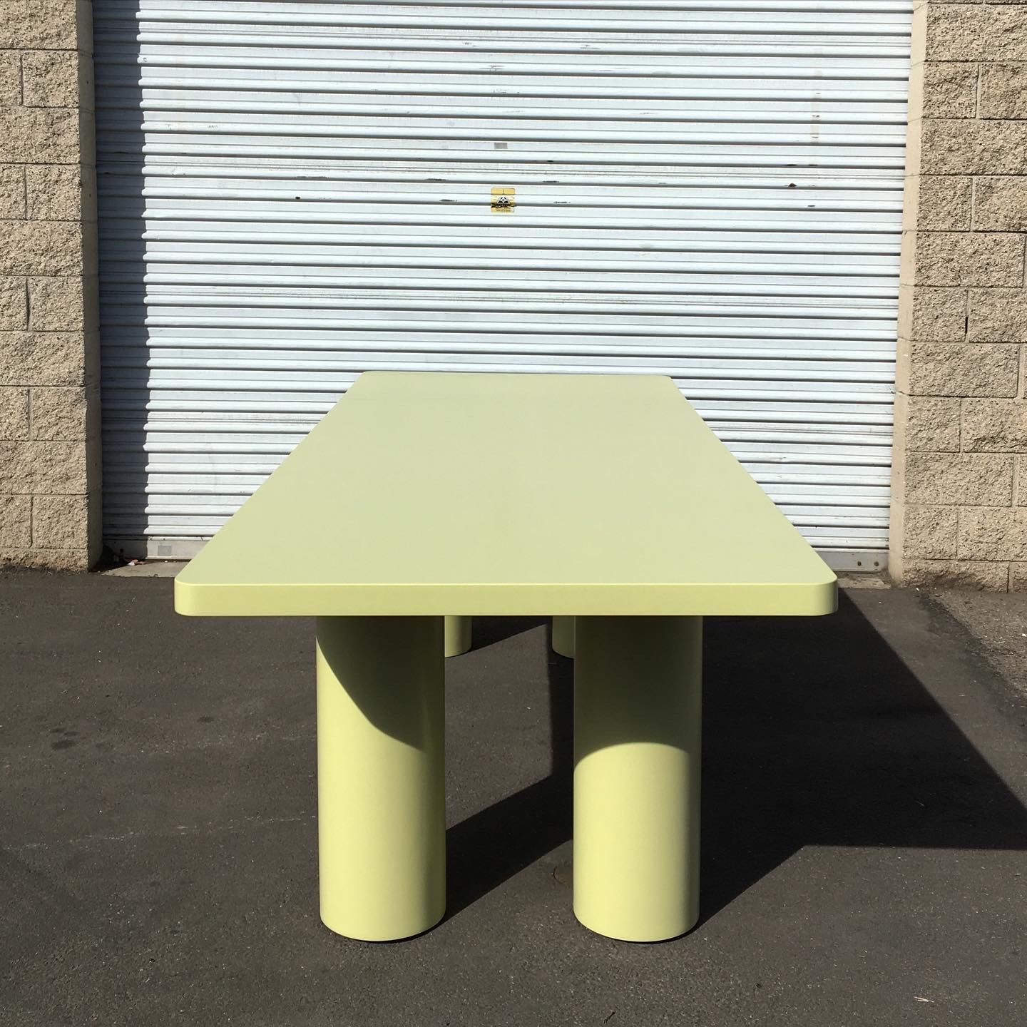 Four Cylinder Display Table product image 1