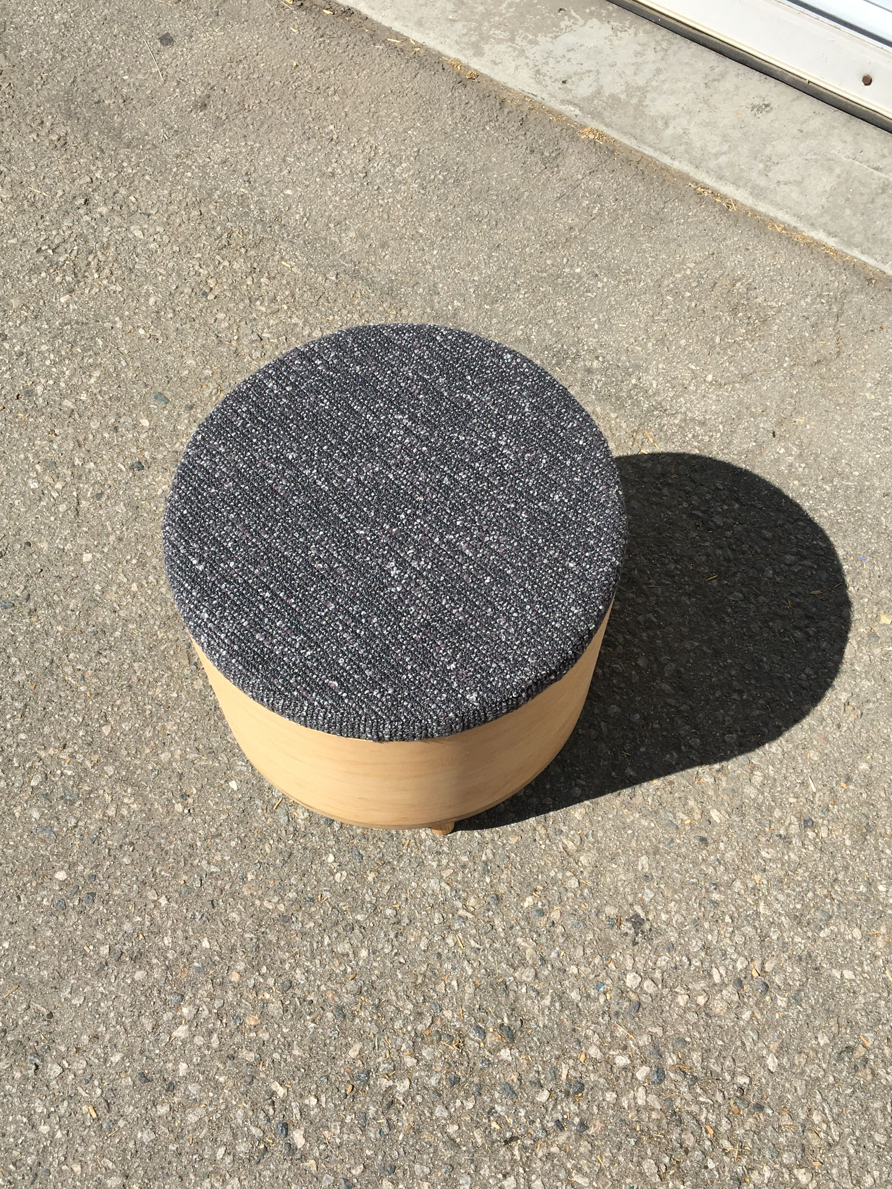 Upholstered Cartridge Table product image 1