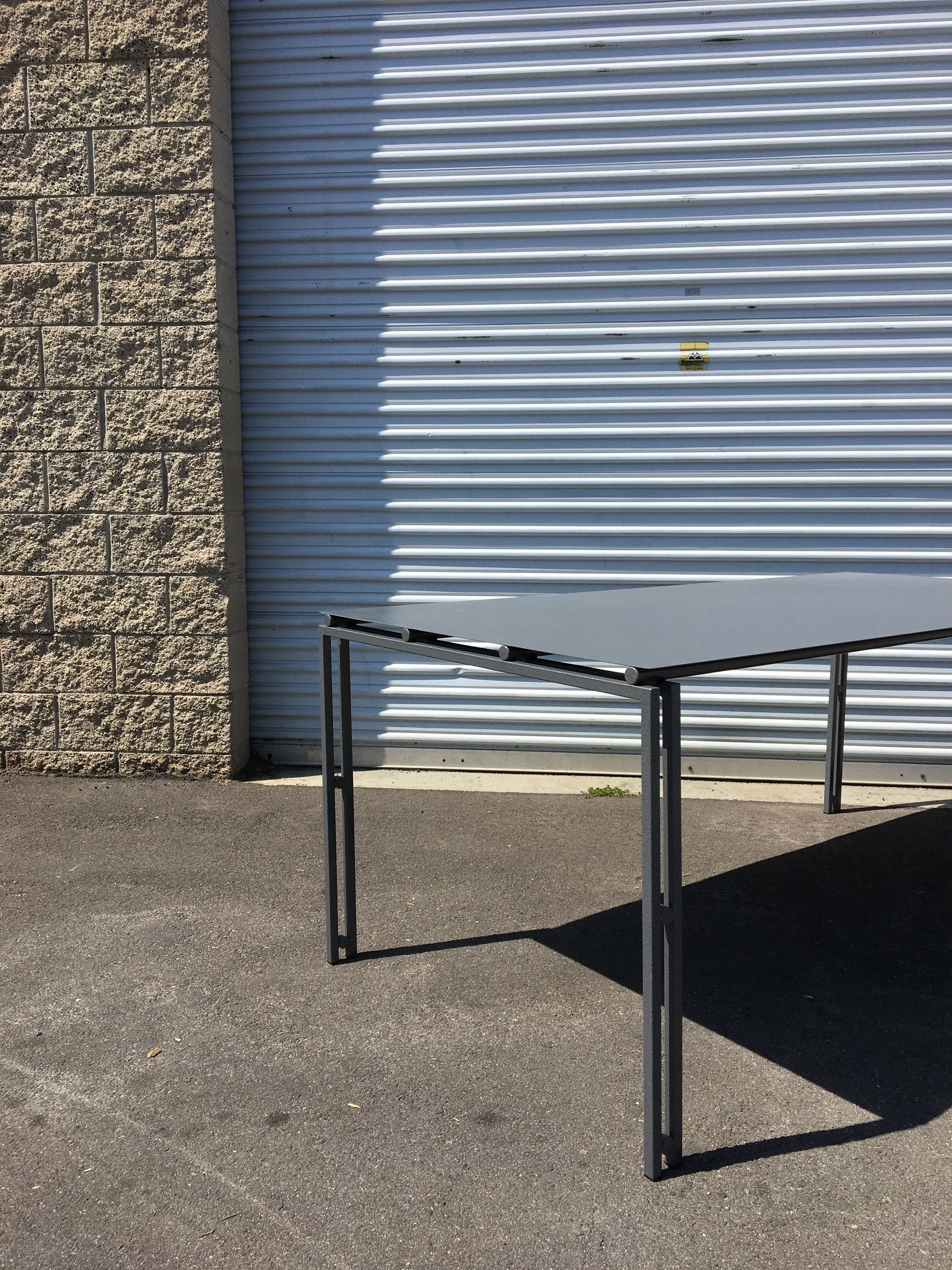 Suspension Metal Dining Table - Mid Size product image 3