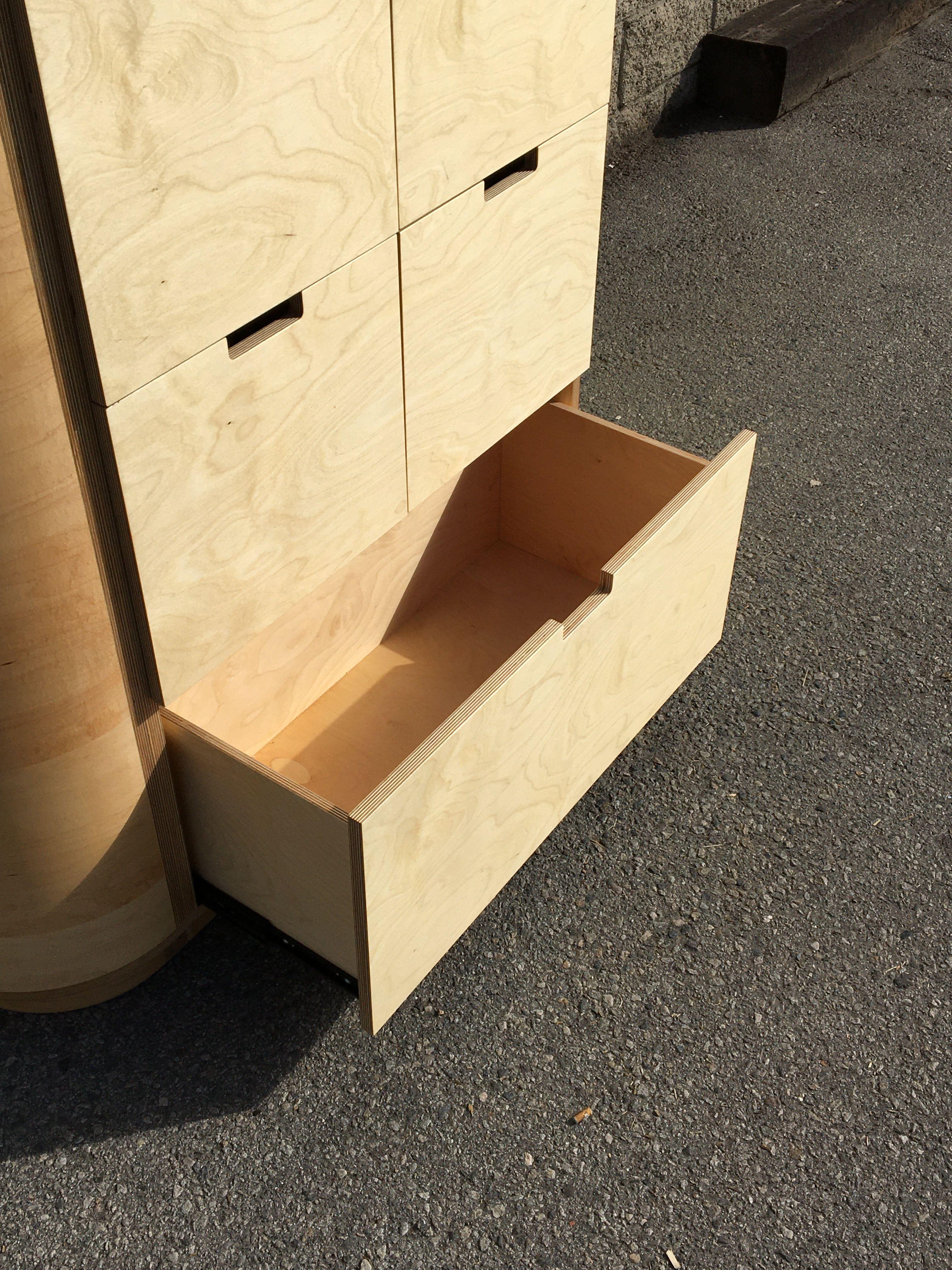 Half Round Dresser - Narrow product image 4