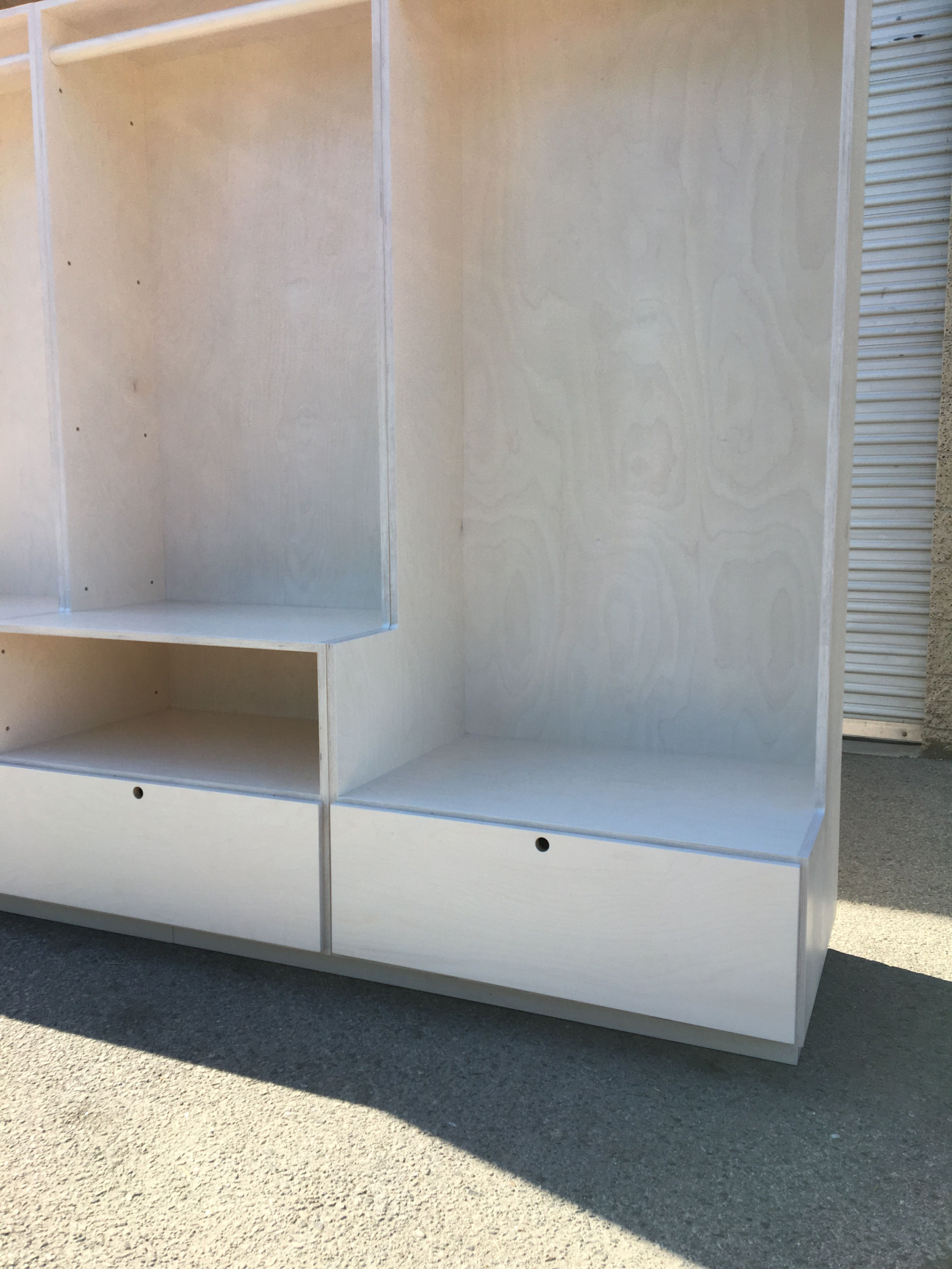 Three Section Closet product image 5