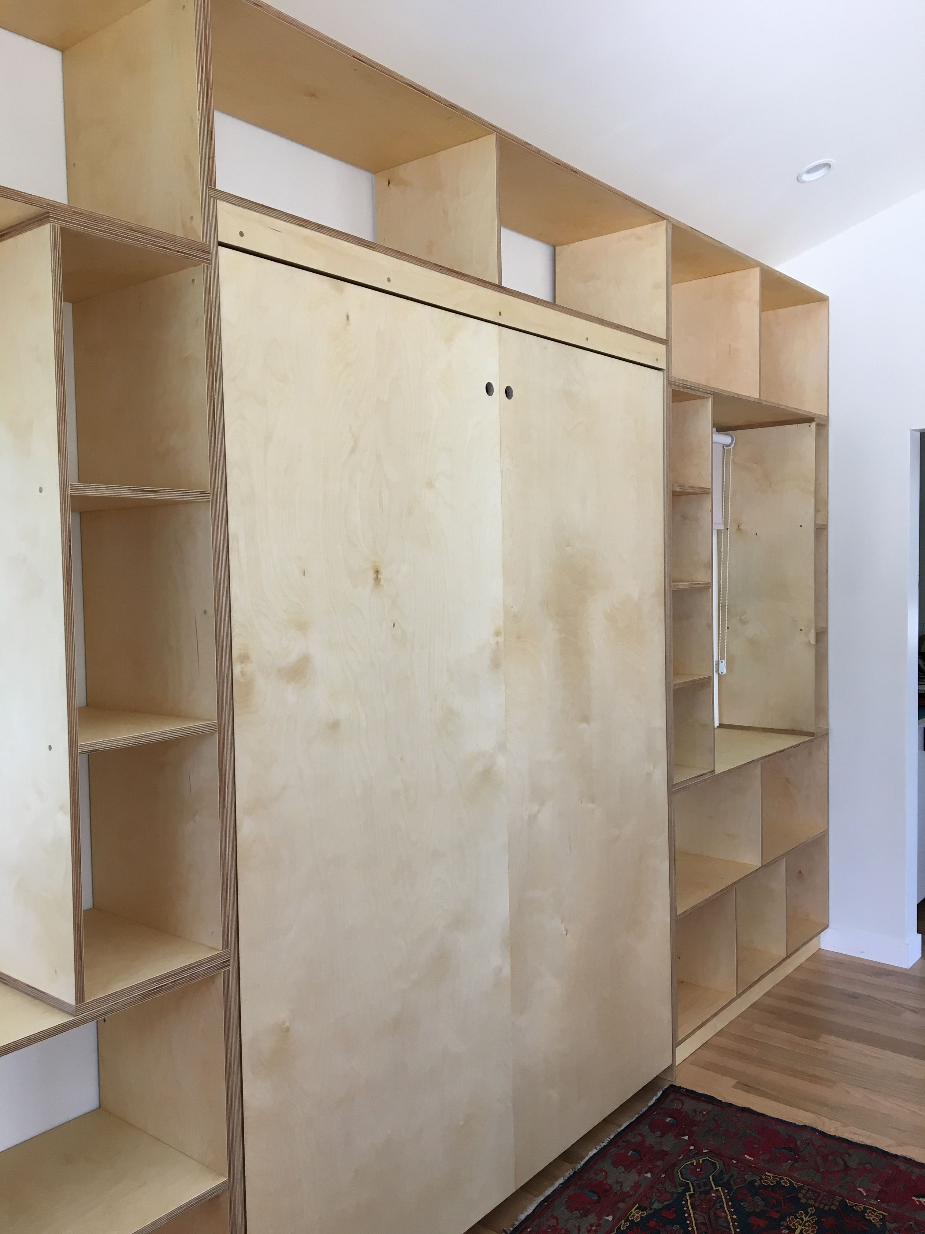 Murphy Bed and Wall Storage product image 4