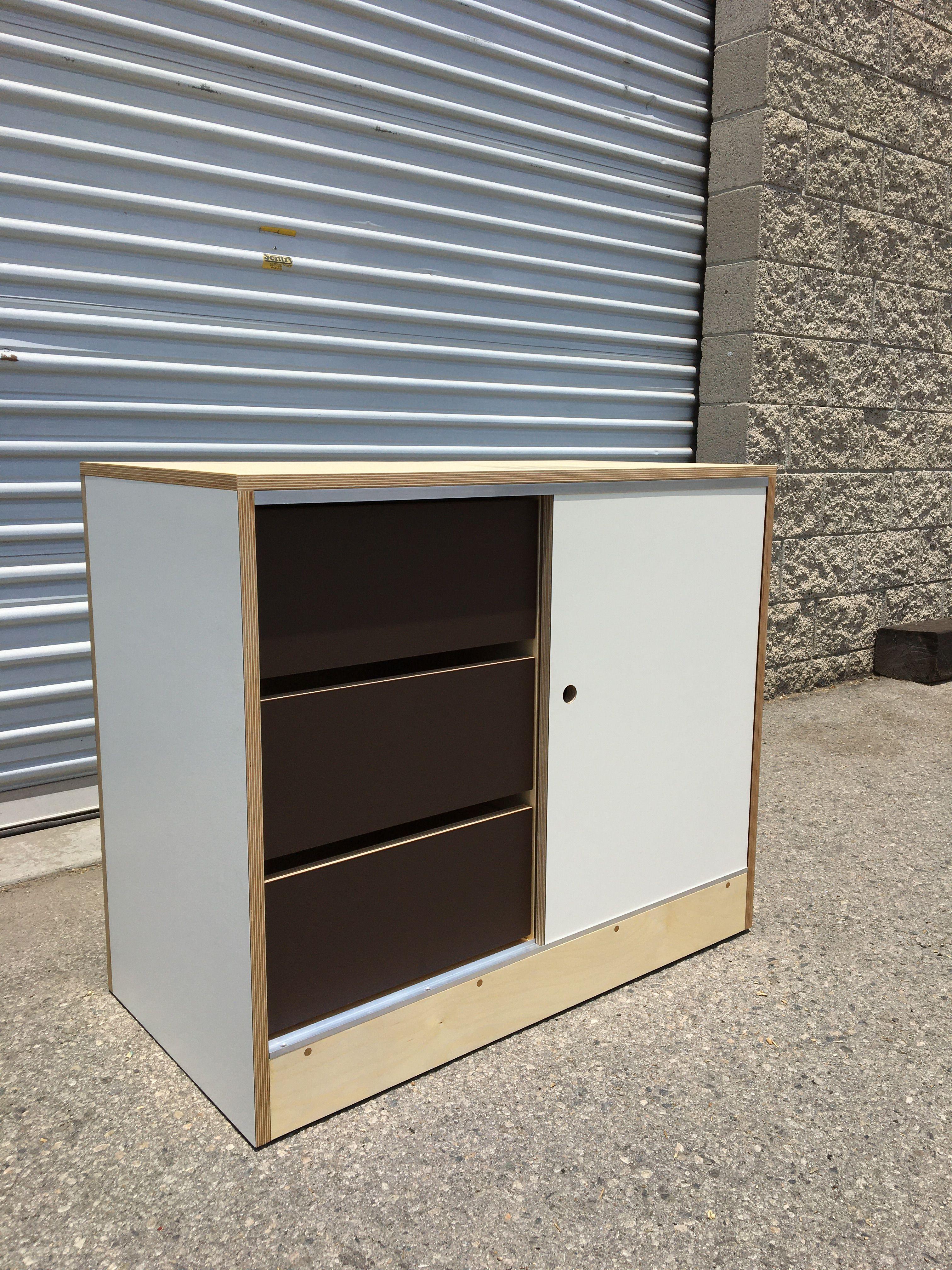 Sliding Door Storage Unit product image 8