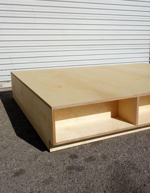 Platform Bed product image 4