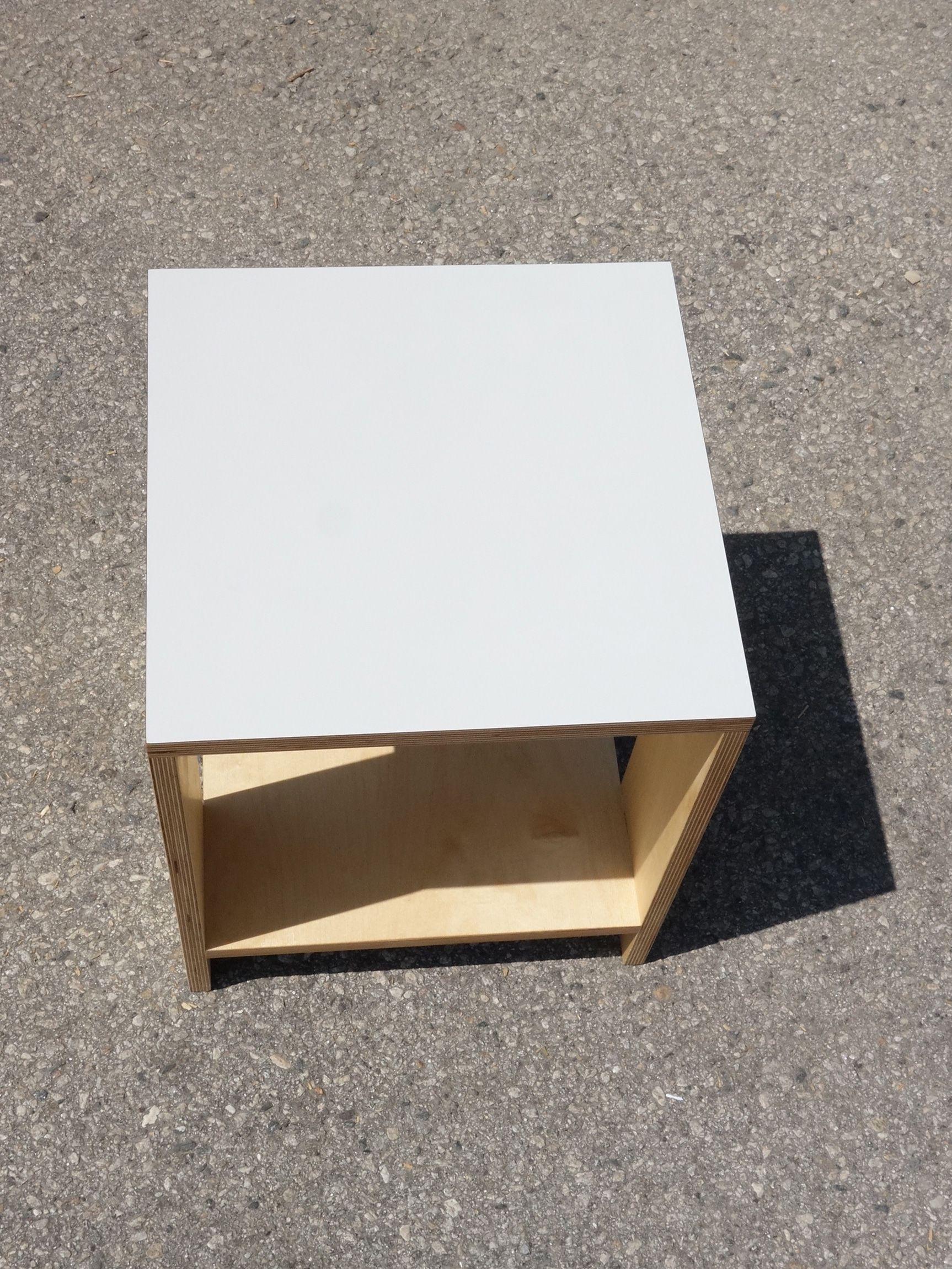 Square Shelf Stool product image 5