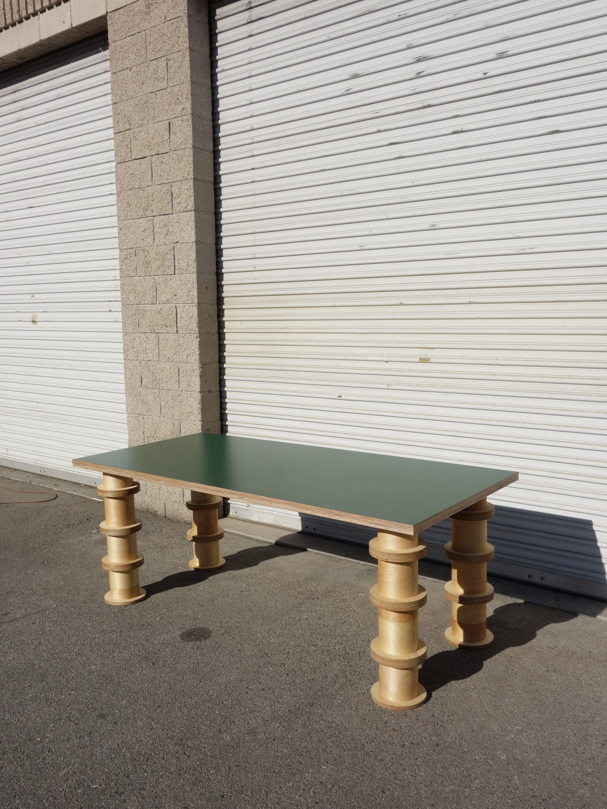 Column Leg Table product image 1