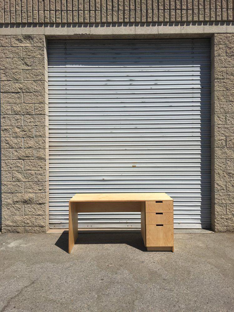 Ways & Means Trough Work Desk product image 0