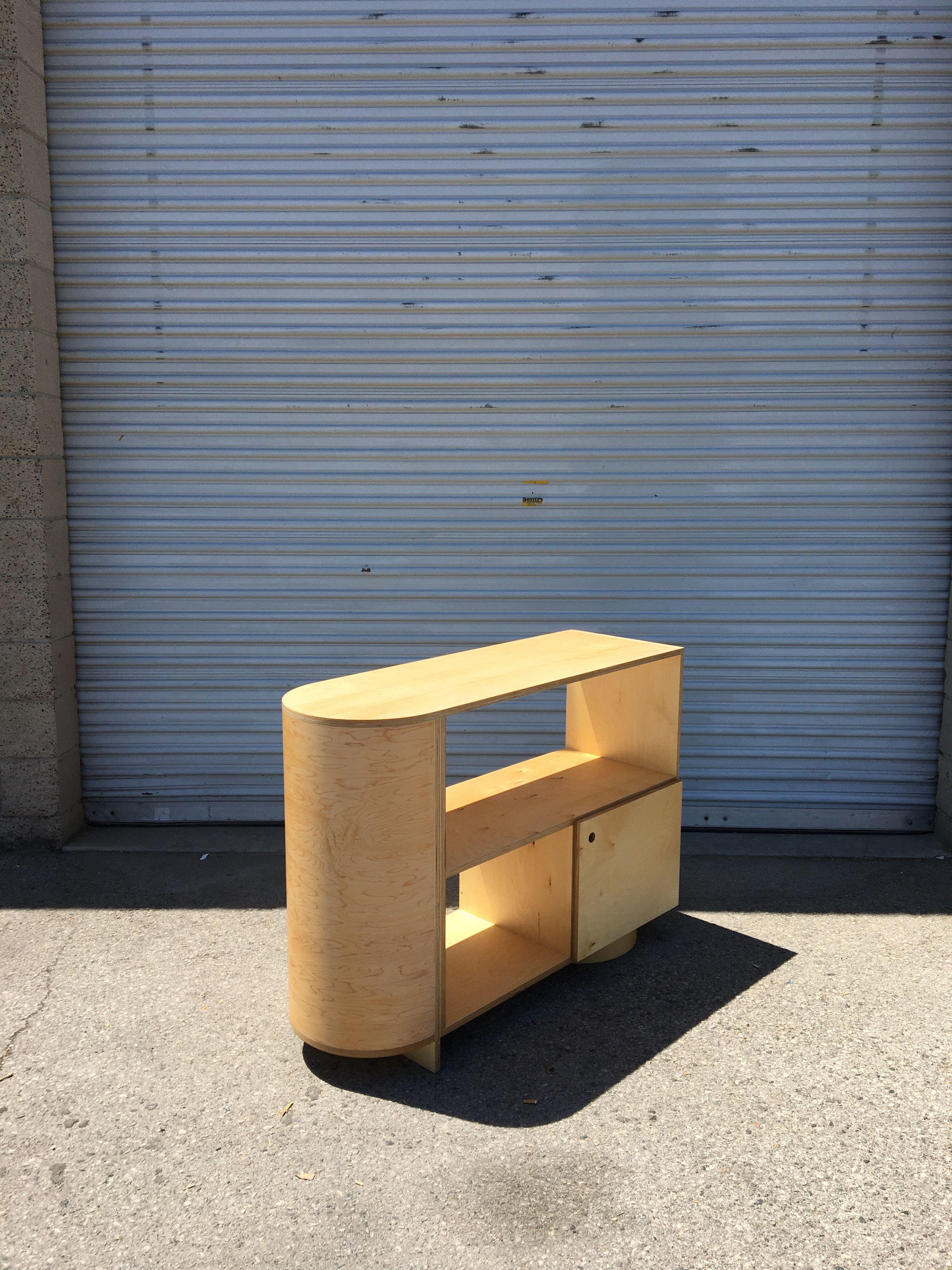Half-Cylinder Storage Unit product image 2