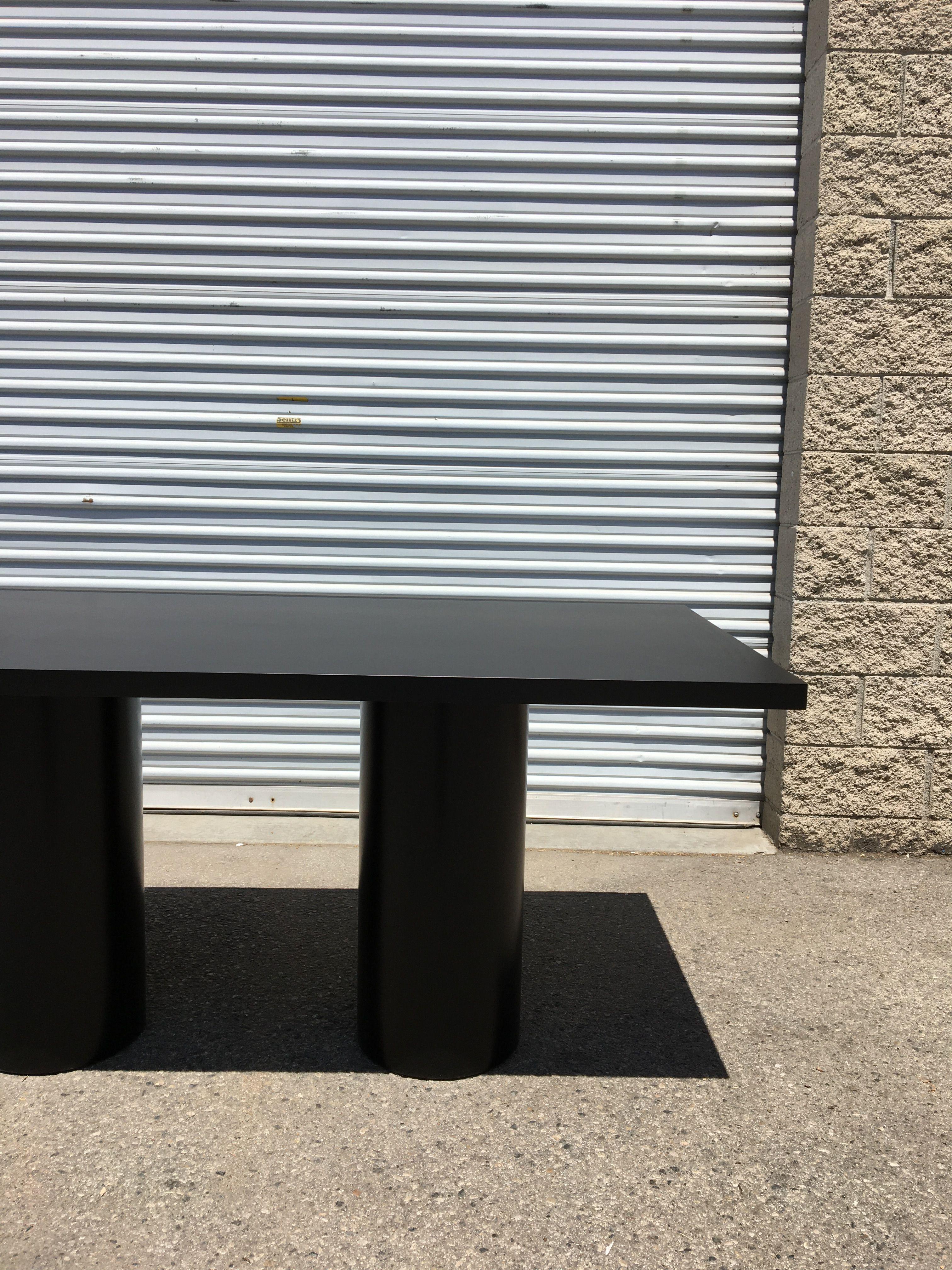 Matte Black Table product image 3