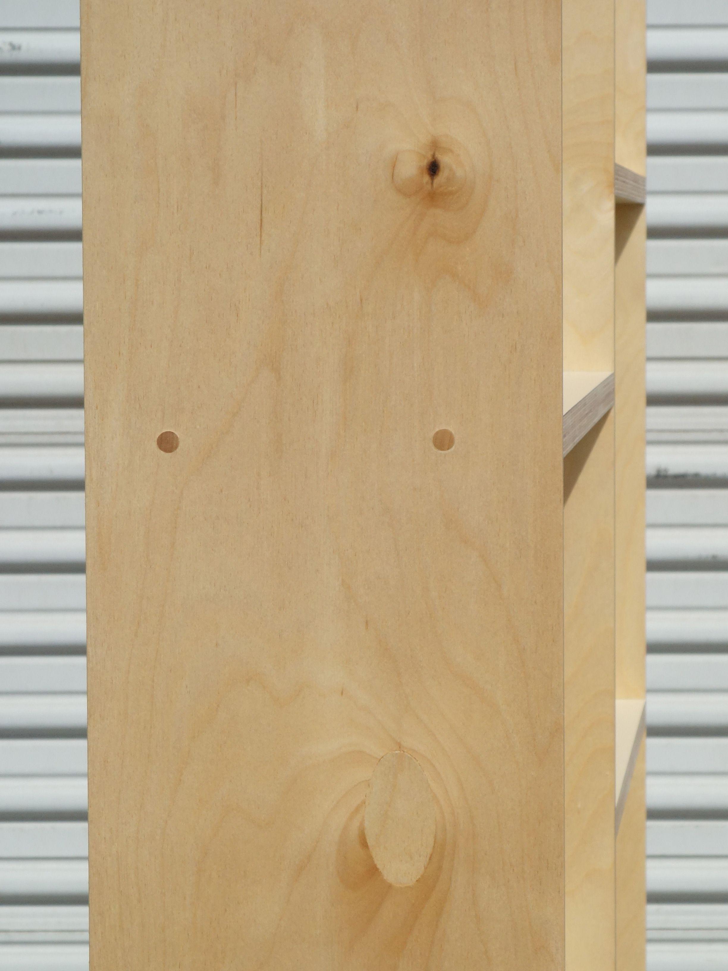 Trapezoid Bookshelf product image 4