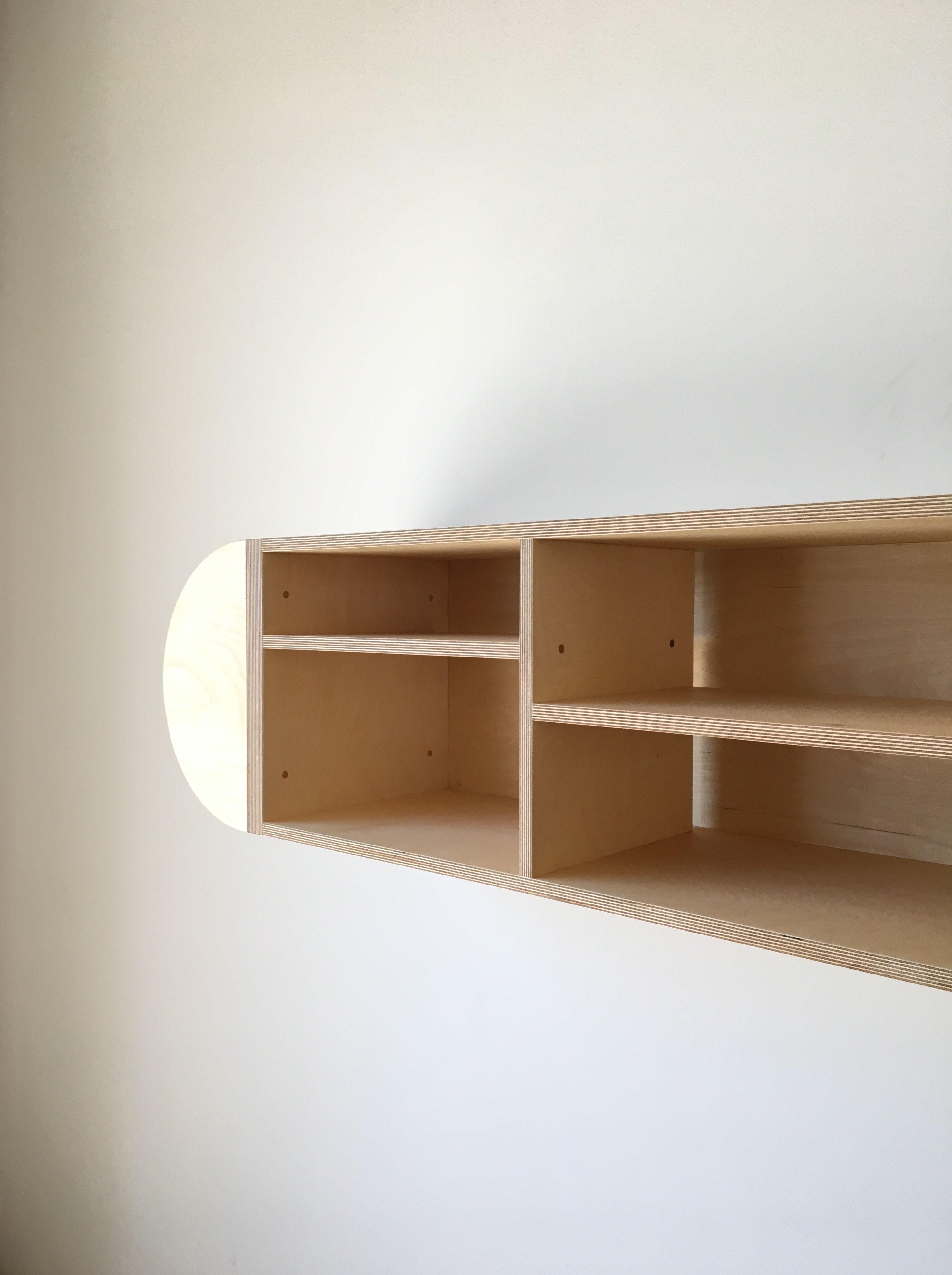 Half Round Storage Unit - Mouthwash Studio product image 3