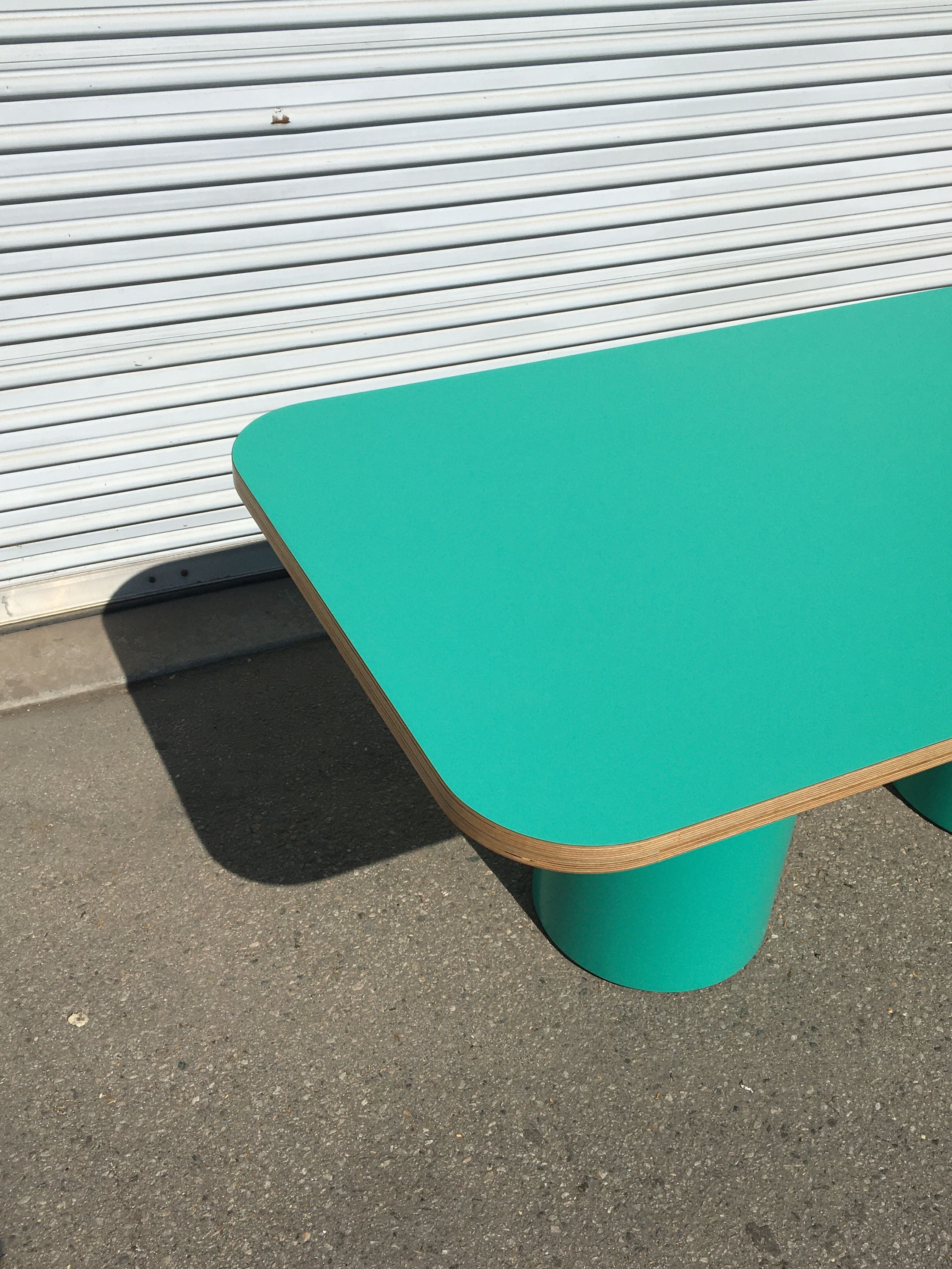 Two Cylinder Dining Table product image 3