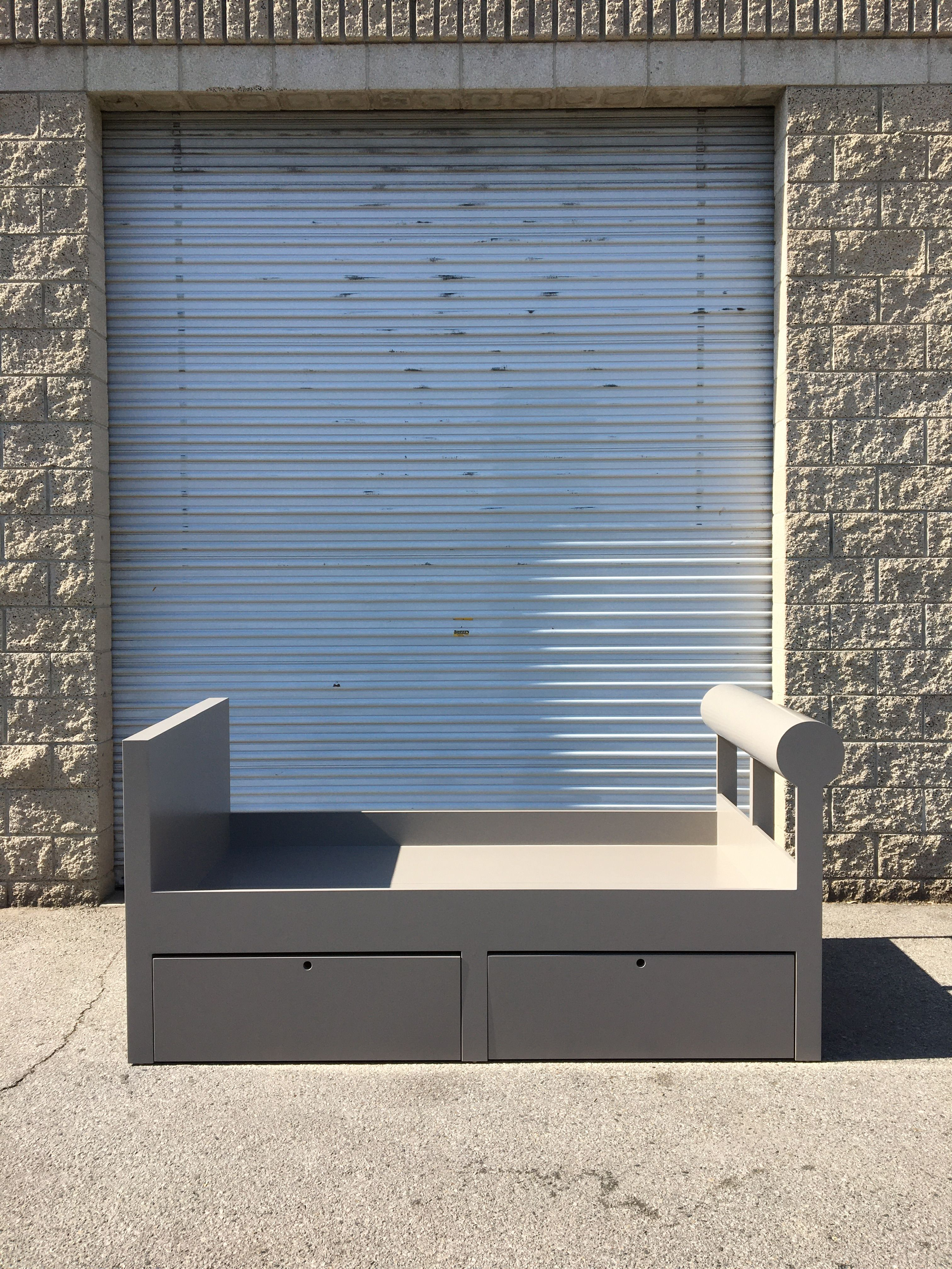 Cylinder Bed - Drawers product image 0