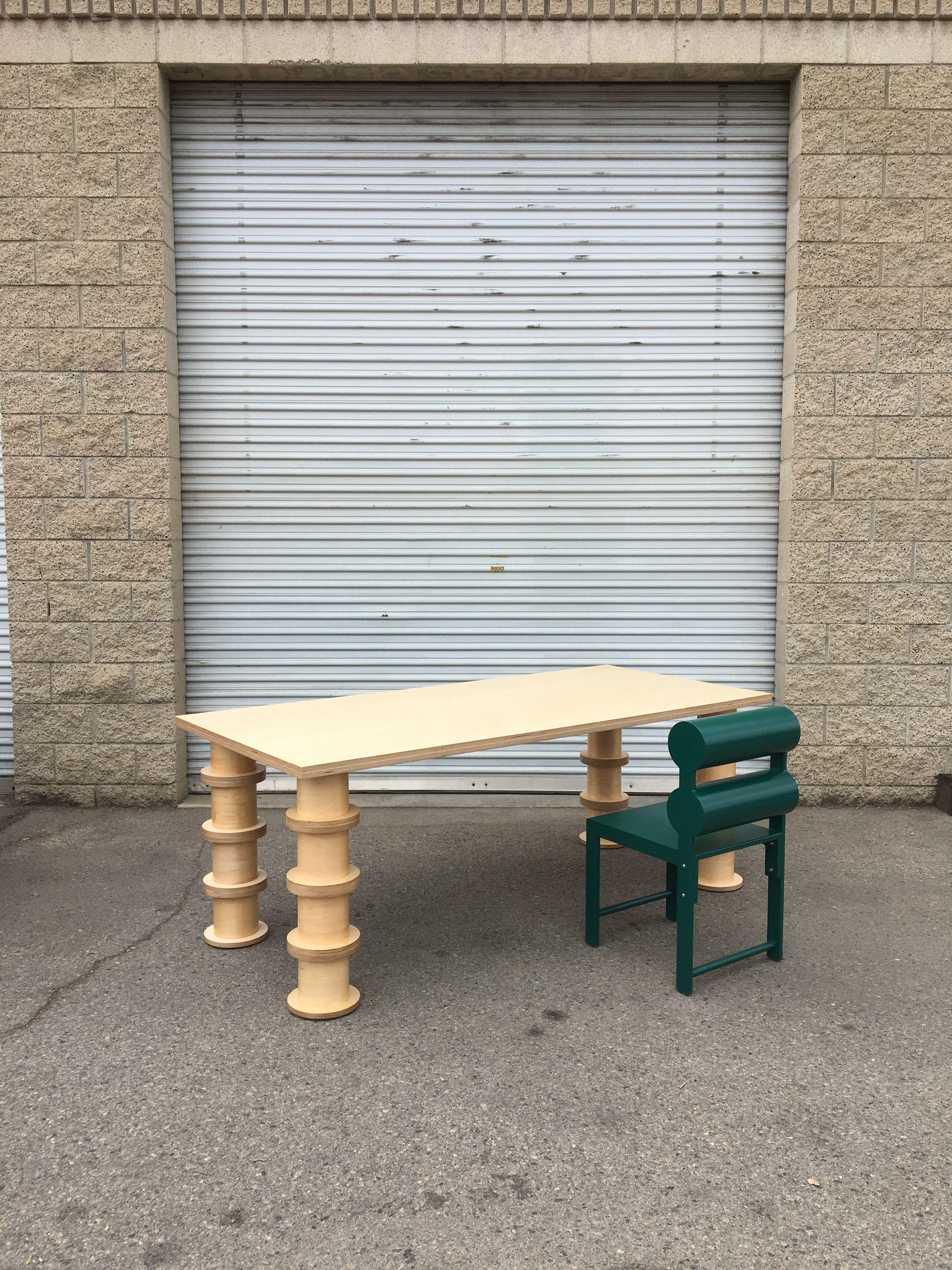 Column Leg Table product image 10