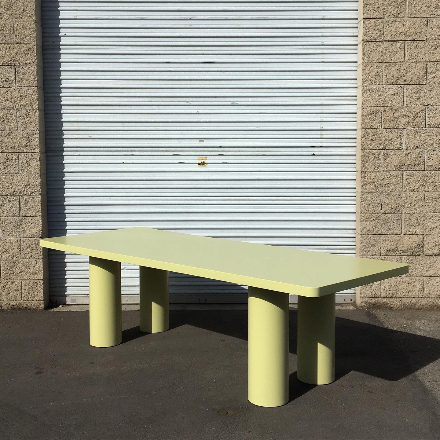 Four Cylinder Display Table product image 0