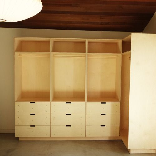 Closet with Drawers product image 1