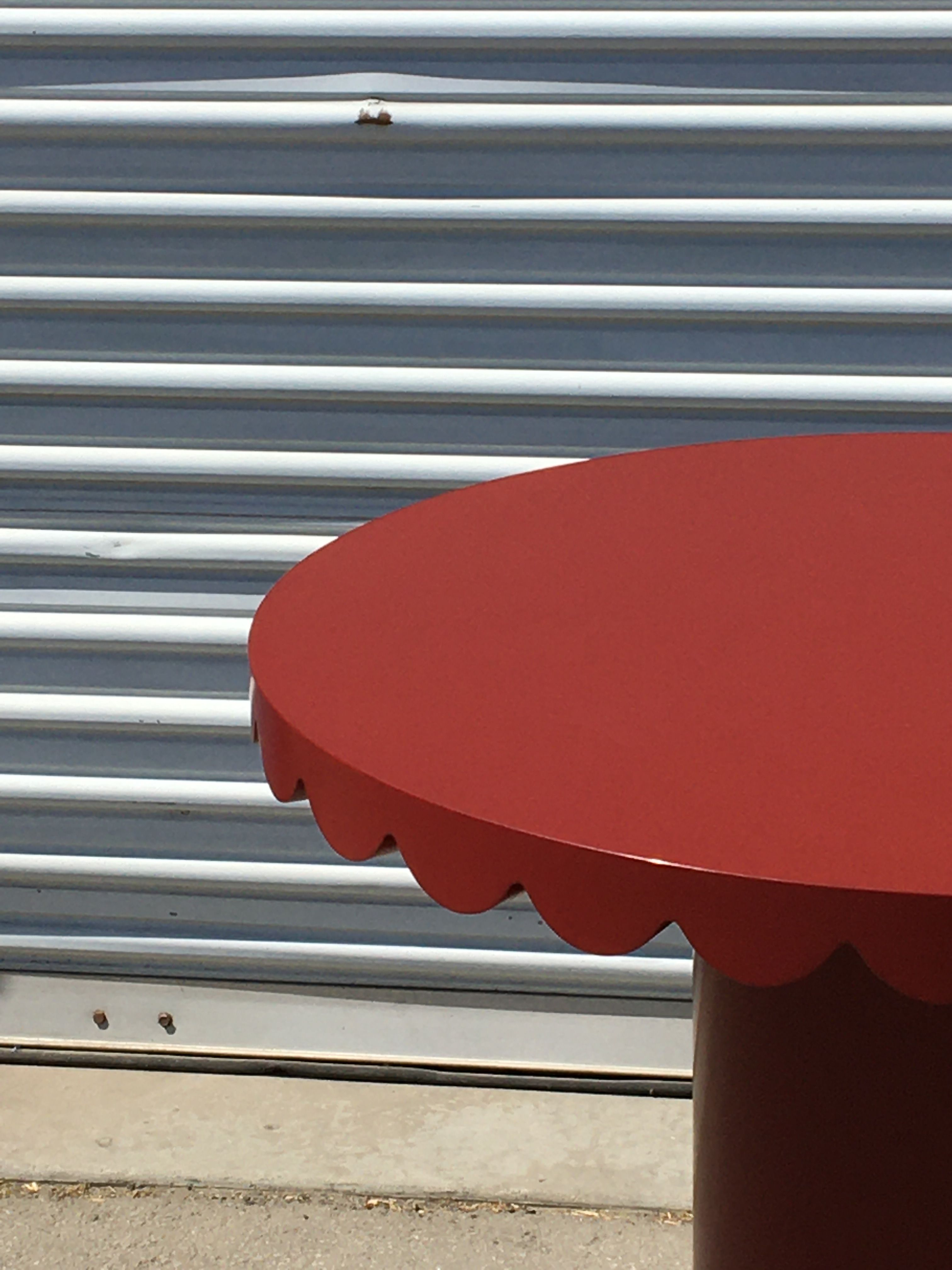 Scallop Skirt Table I product image 2