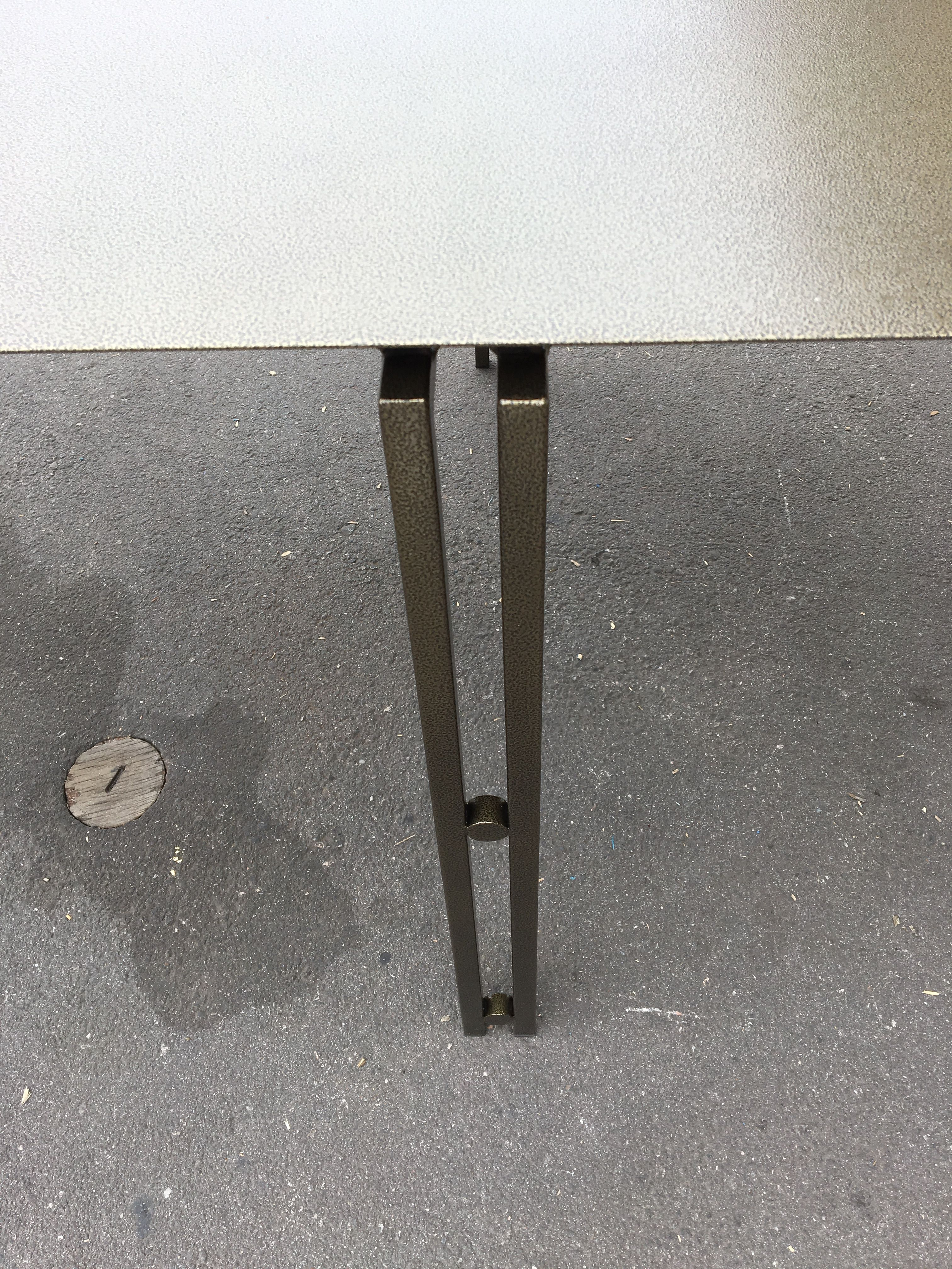 Suspension Metal Dining Table - Large Size product image 4