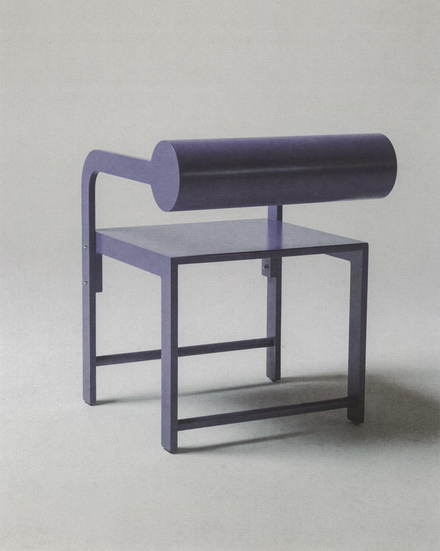 Purple Cylinder Back Arm product image 1