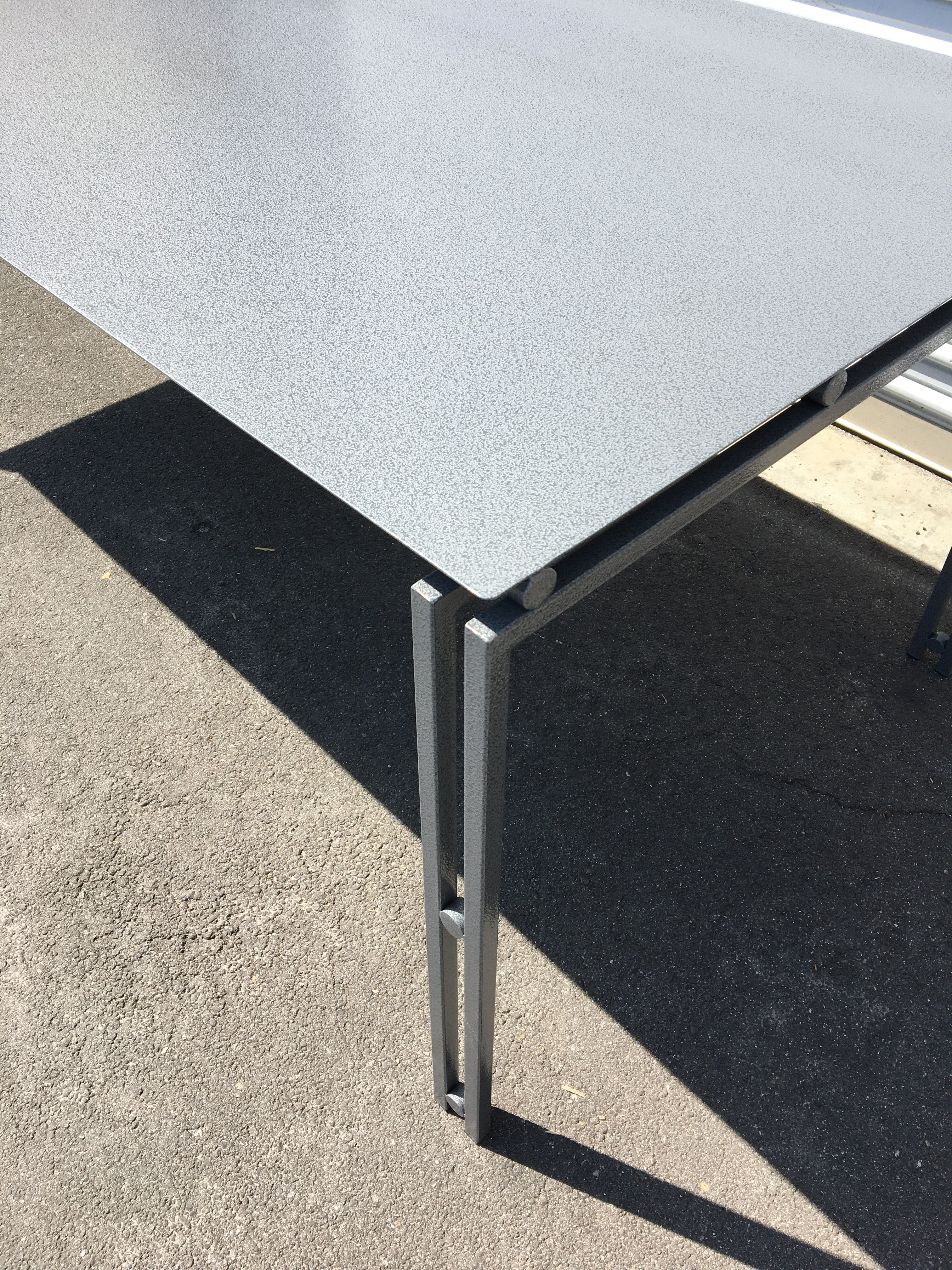Suspension Metal Dining Table - Mid Size product image 4