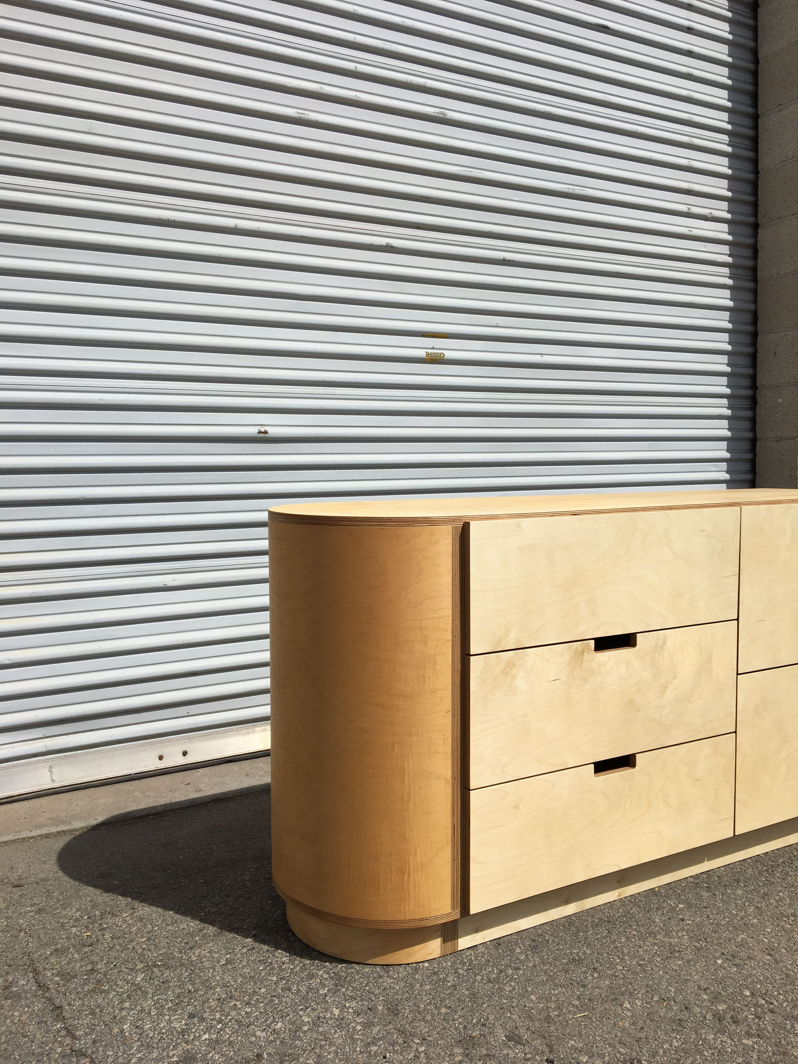 Half Round Dresser - Wide product image 4