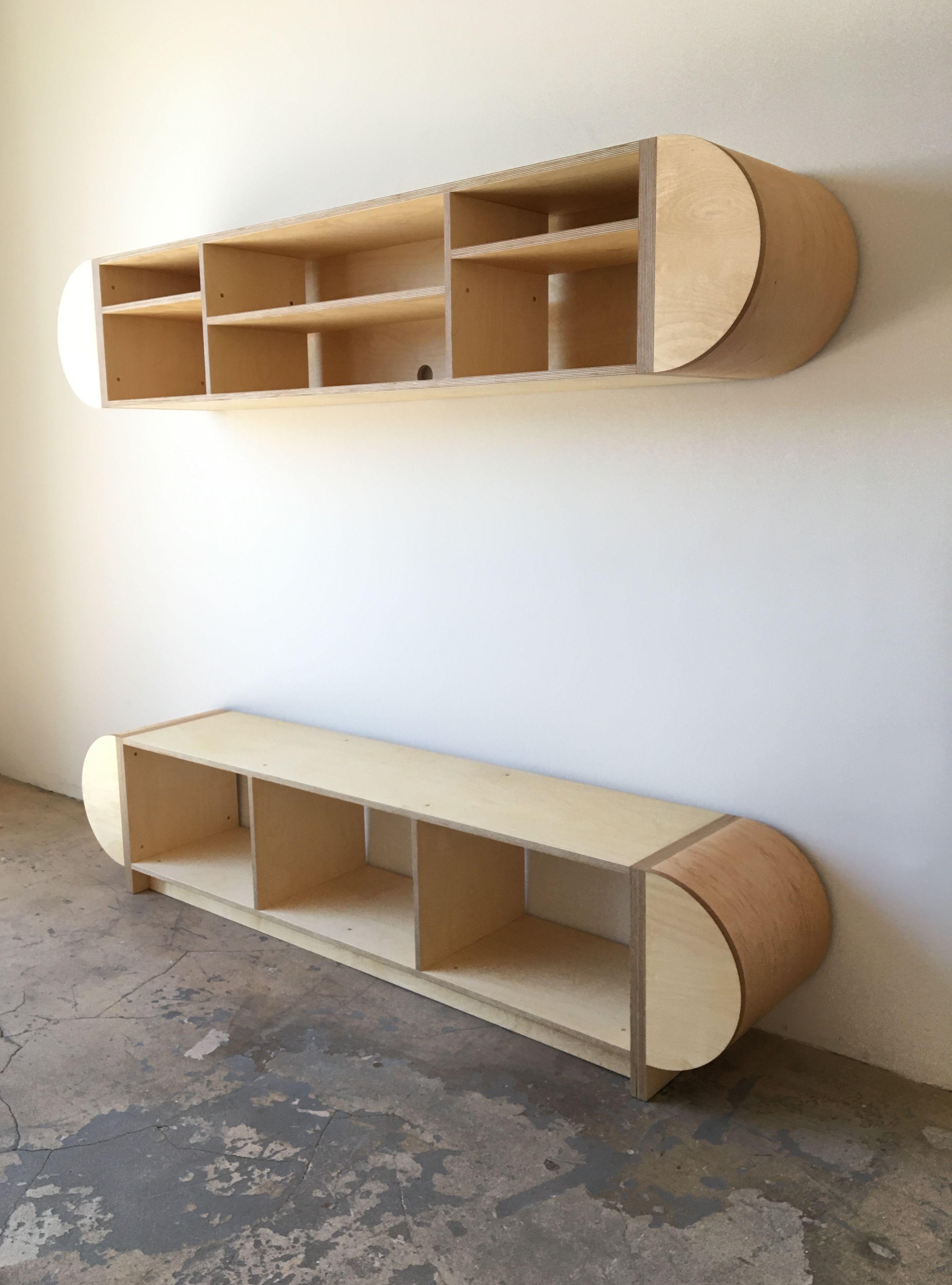 Half Round Storage Unit - Mouthwash Studio product image 4
