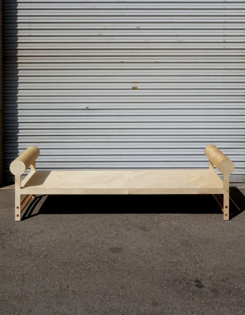 Double Cylinder Daybed product image 0