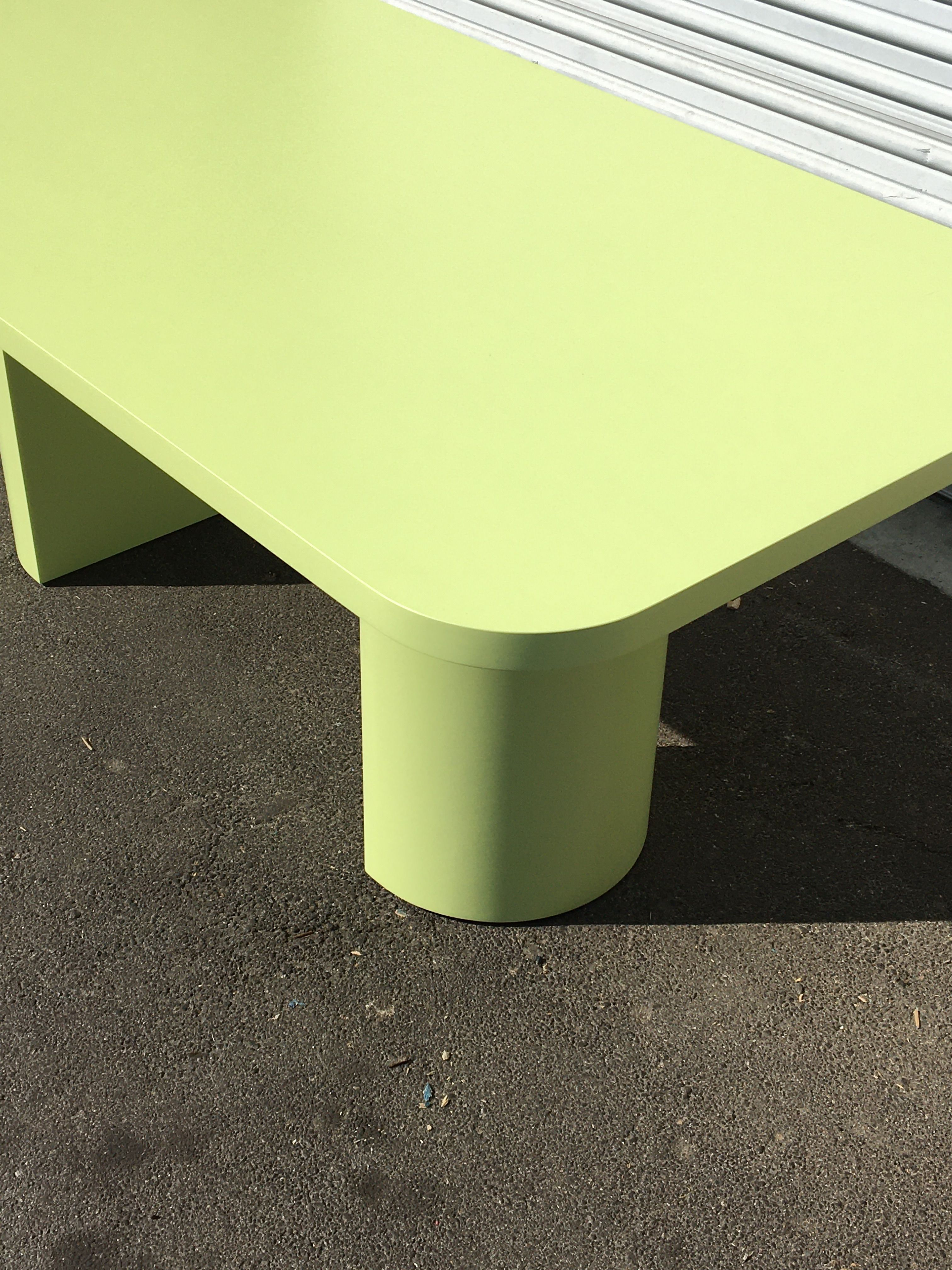 Half Round Work Table product image 4