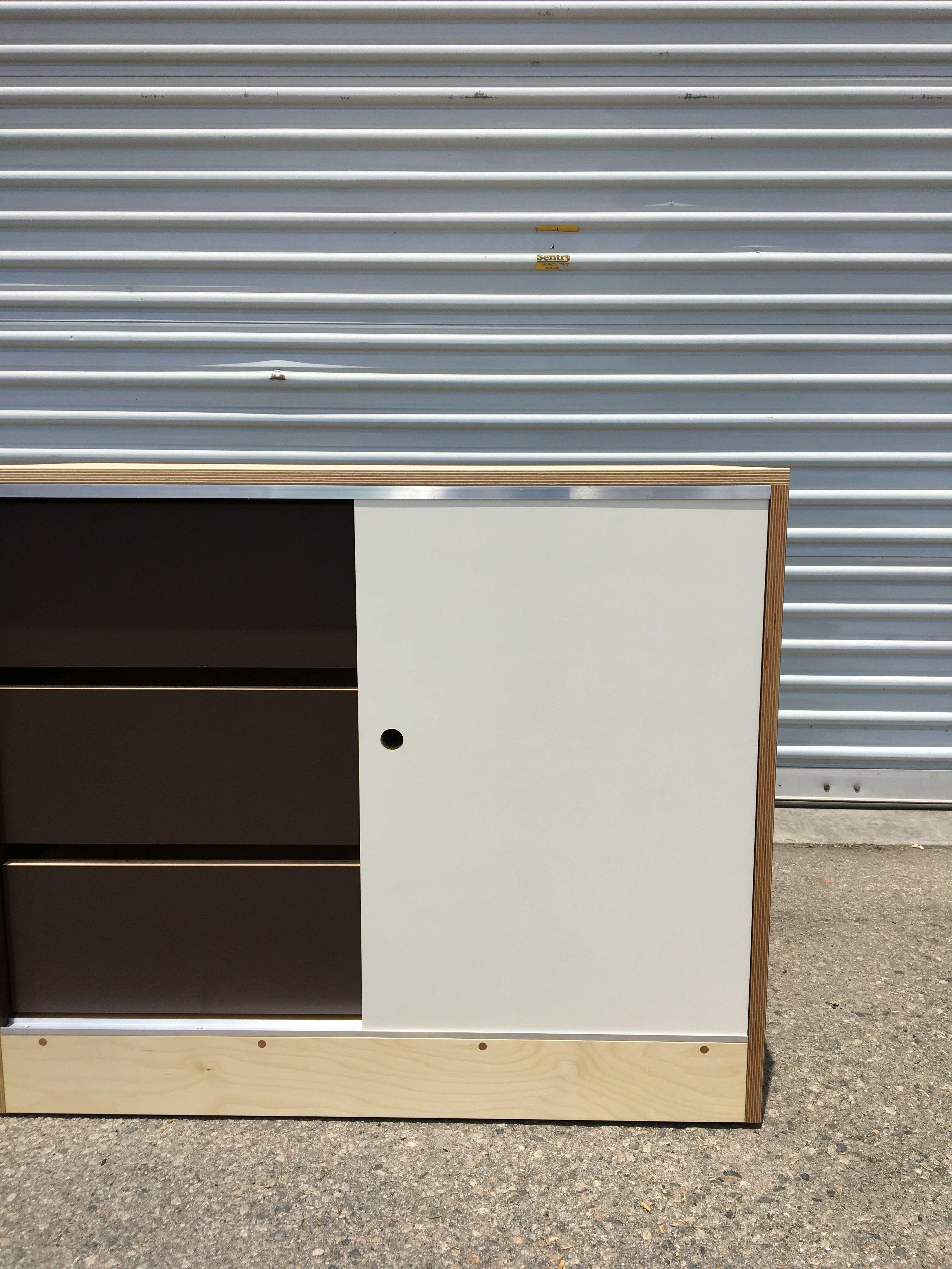 Sliding Door Storage Unit product image 7
