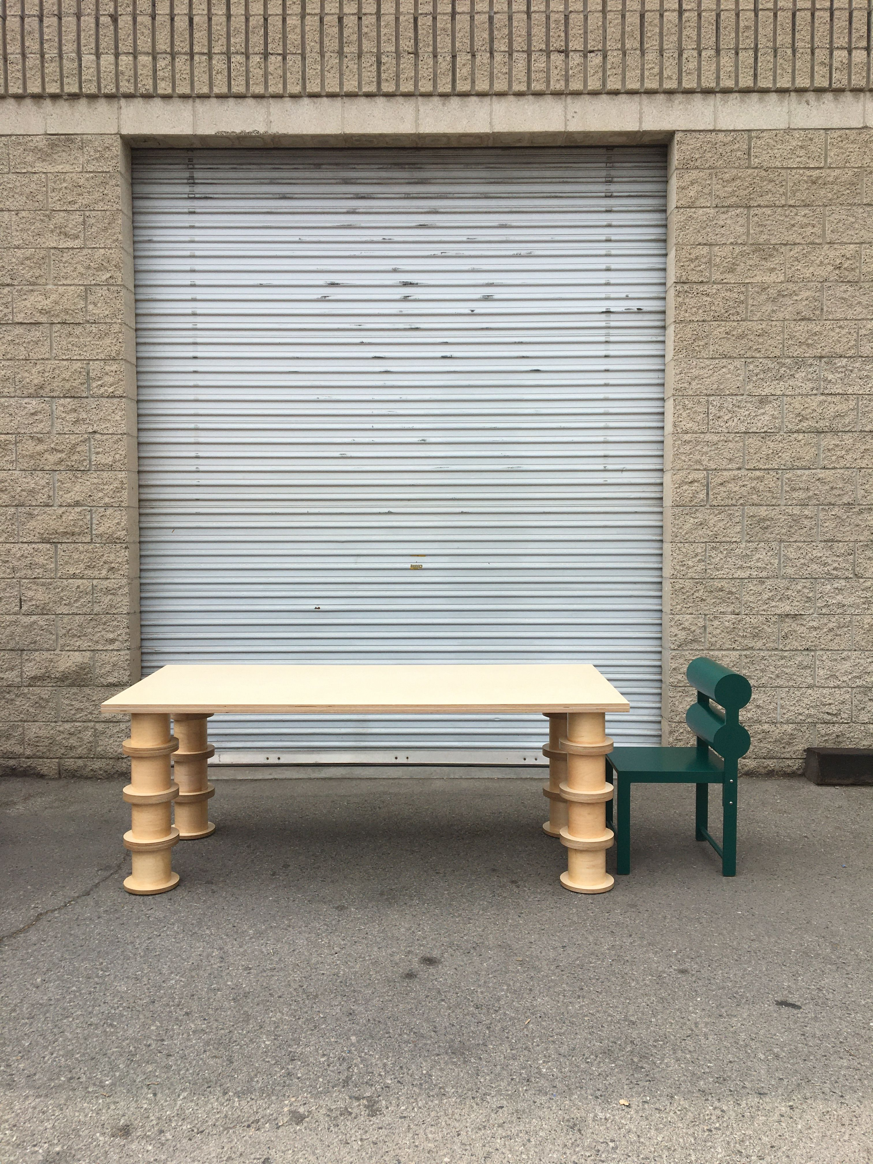Column Leg Table product image 9