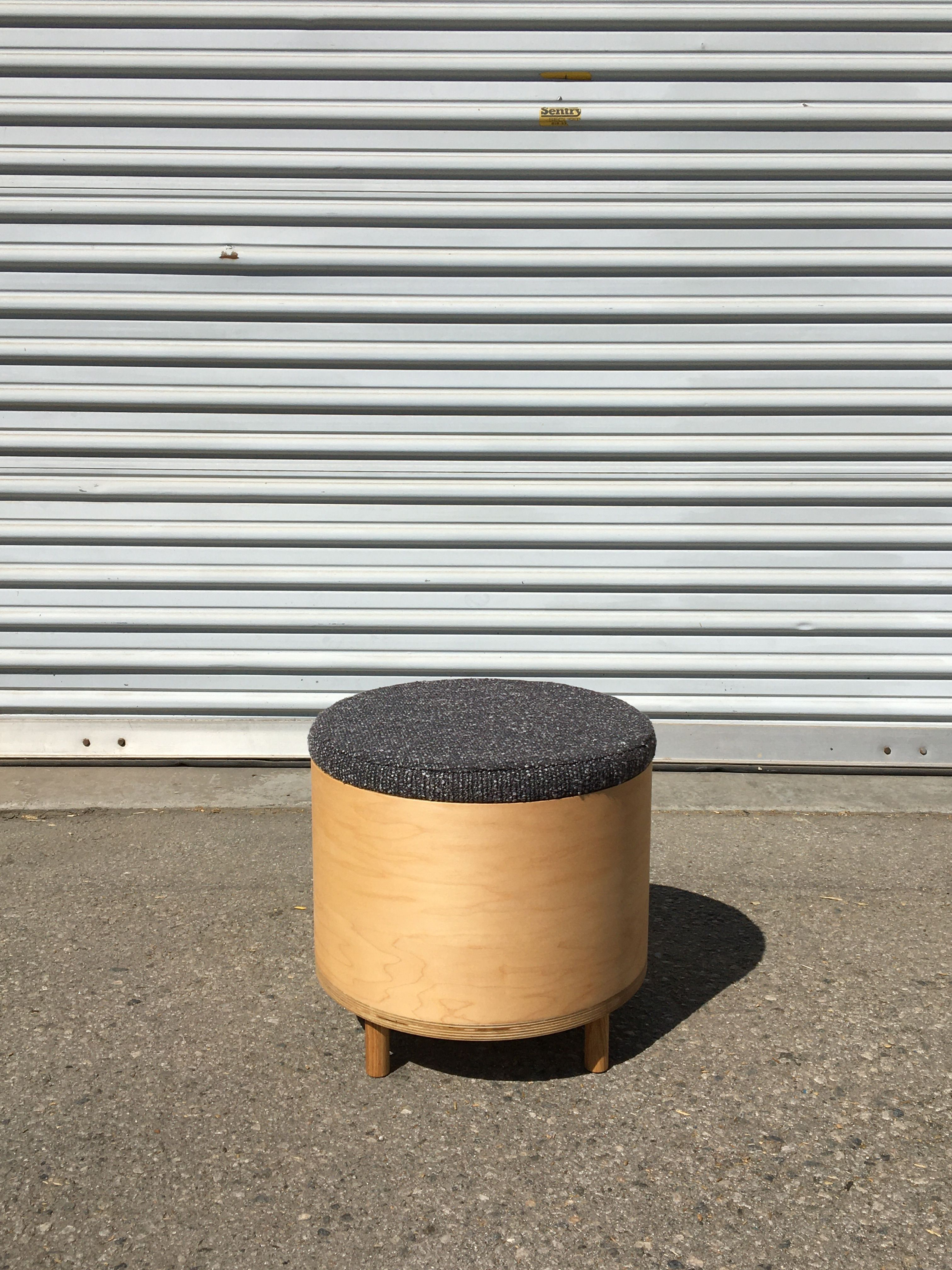 Upholstered Cartridge Table product image 0