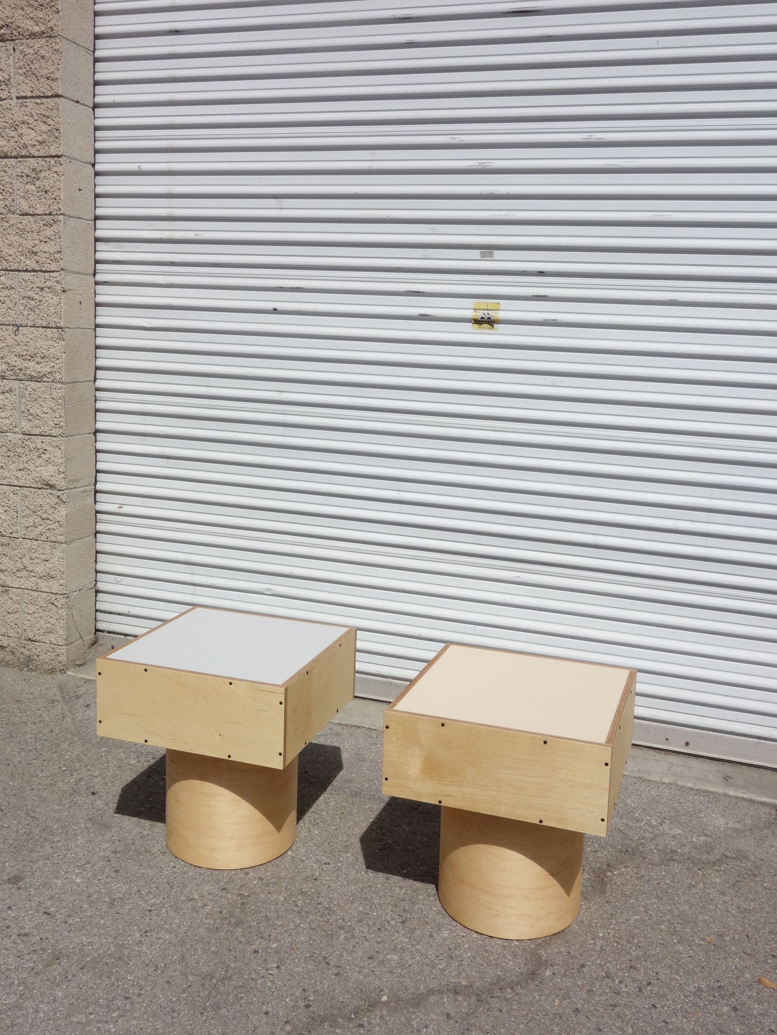 Square Side Tables product image 1