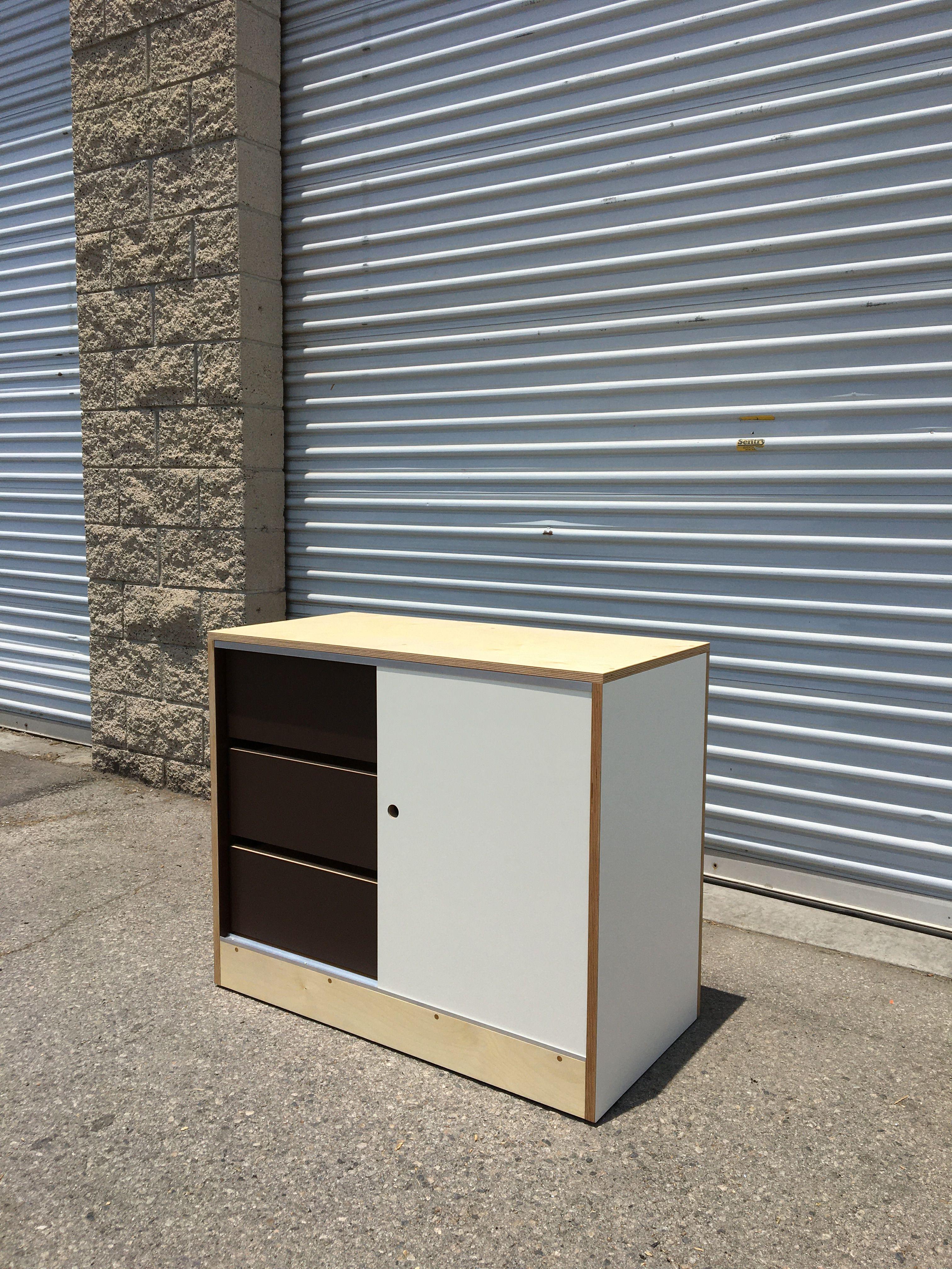 Sliding Door Storage Unit product image 2