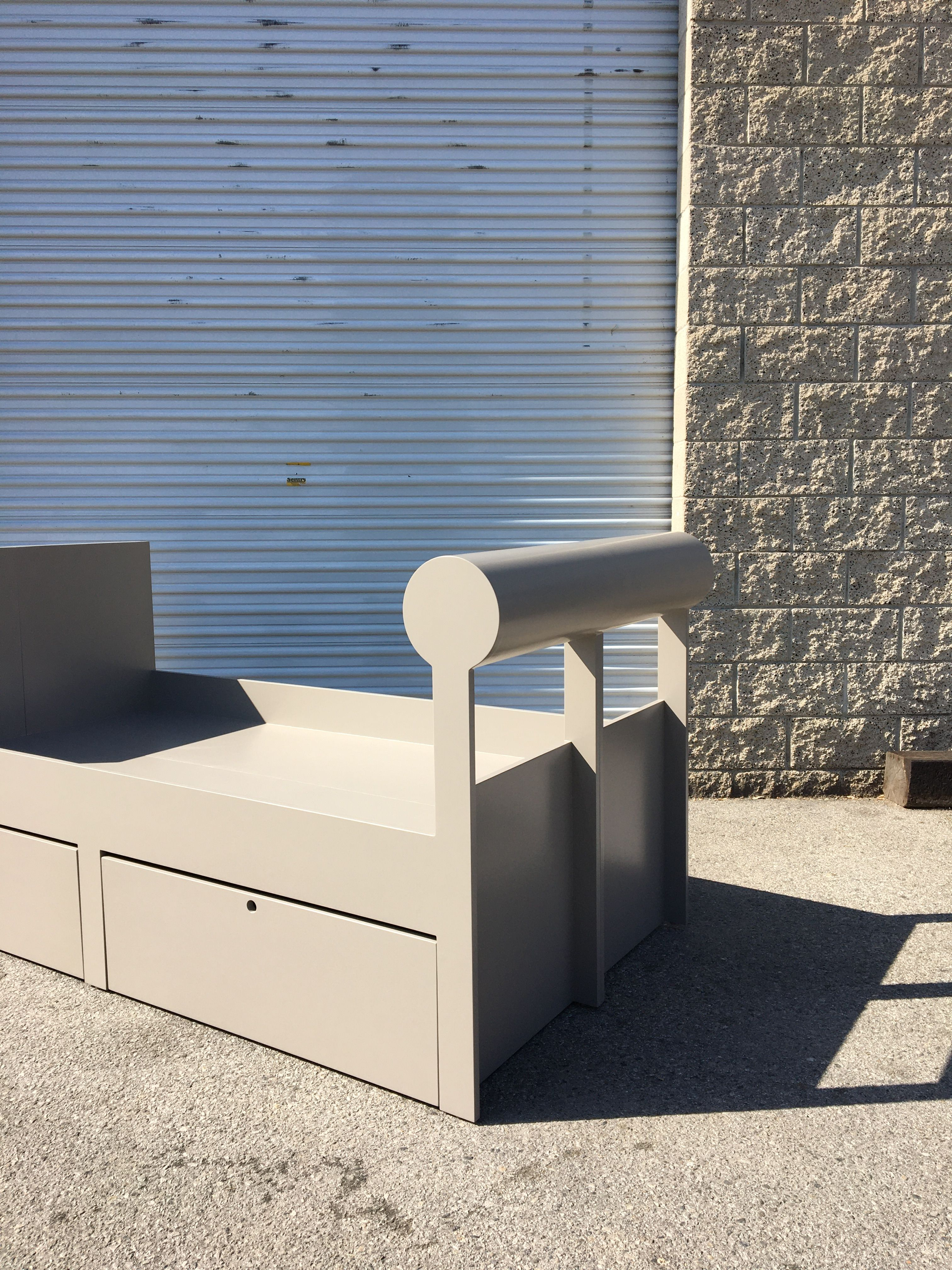 Cylinder Bed - Drawers product image 4