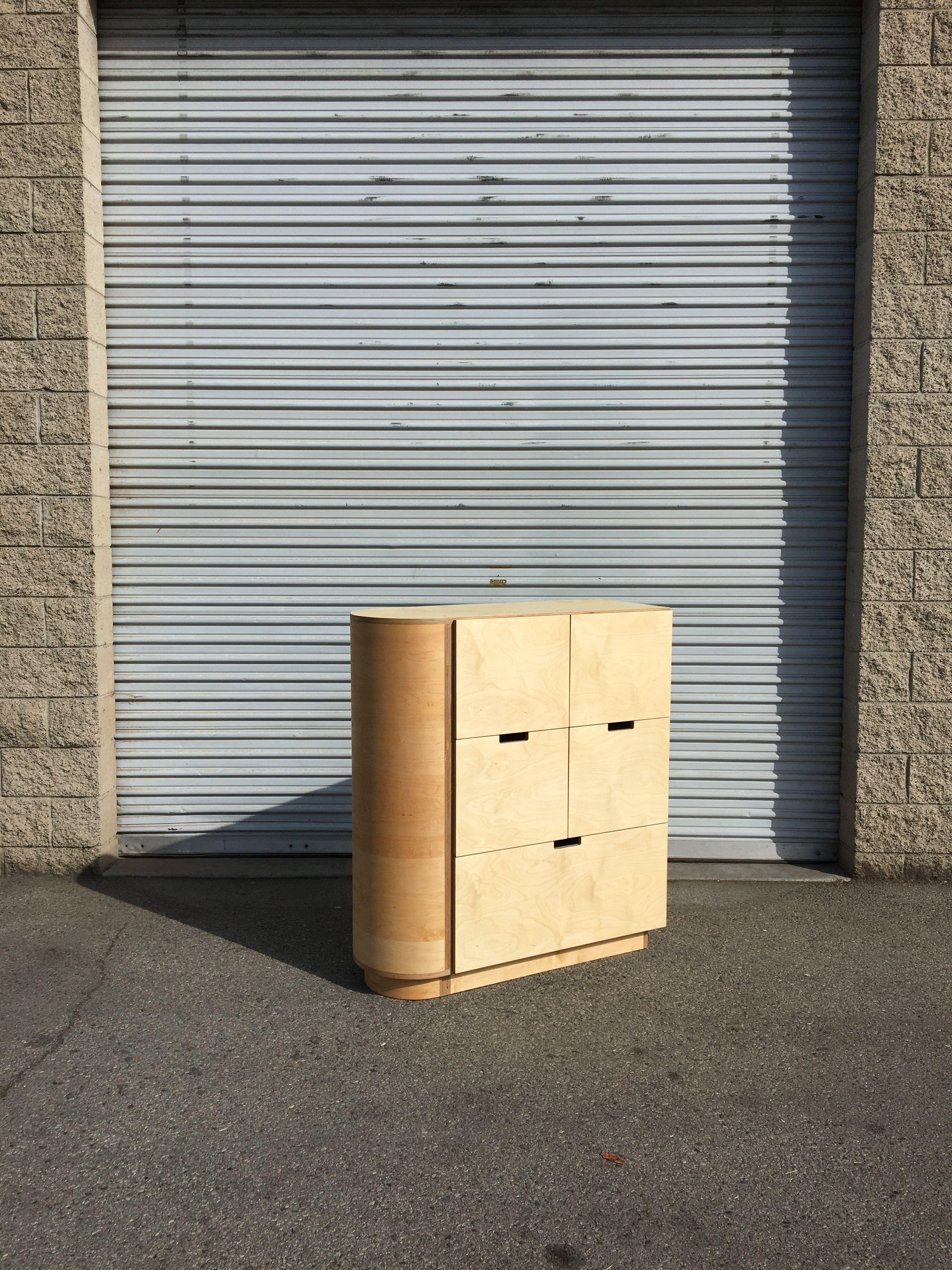 Half Round Dresser - Narrow product image 1
