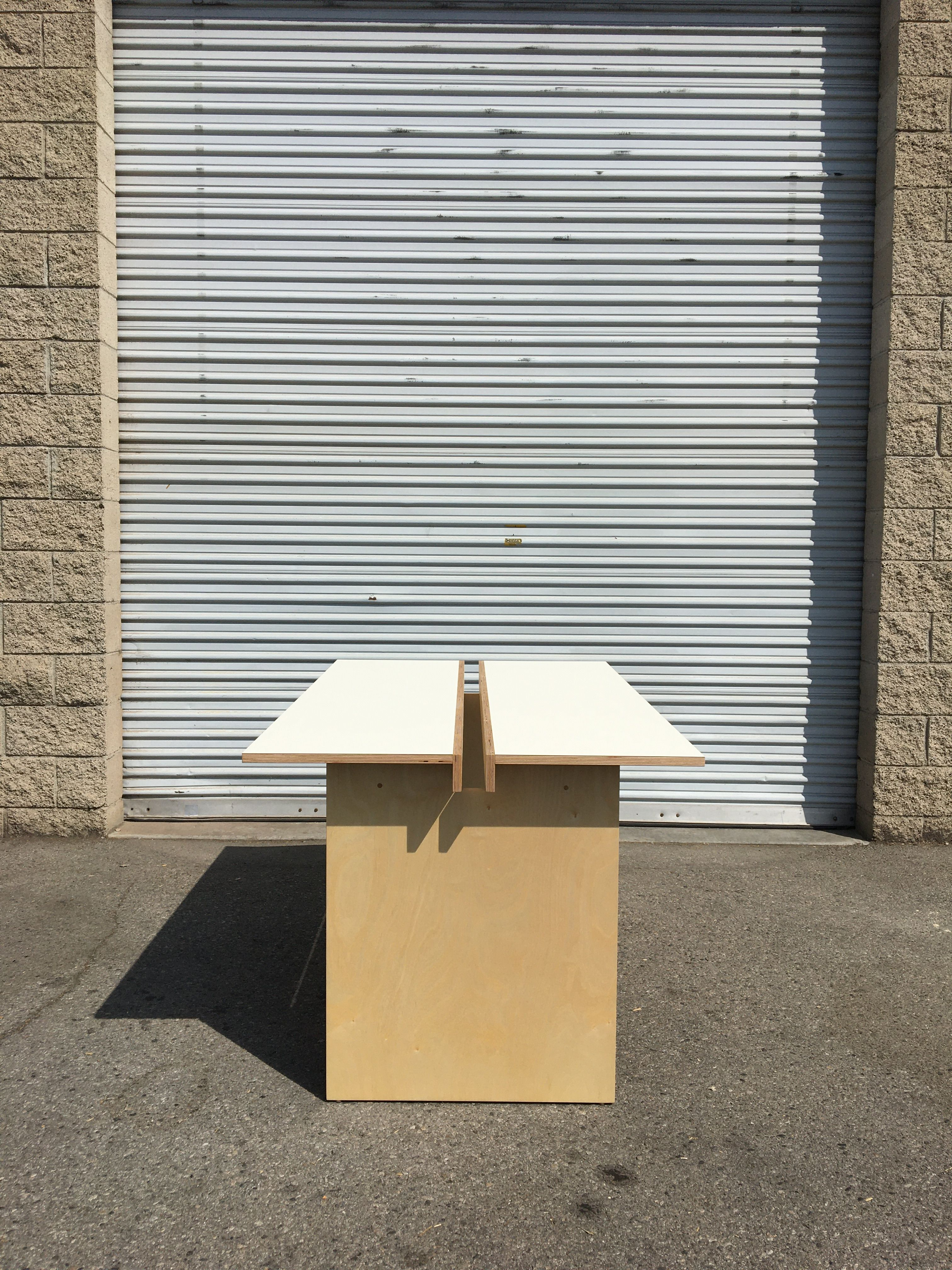 Split Top Conference Table product image 2