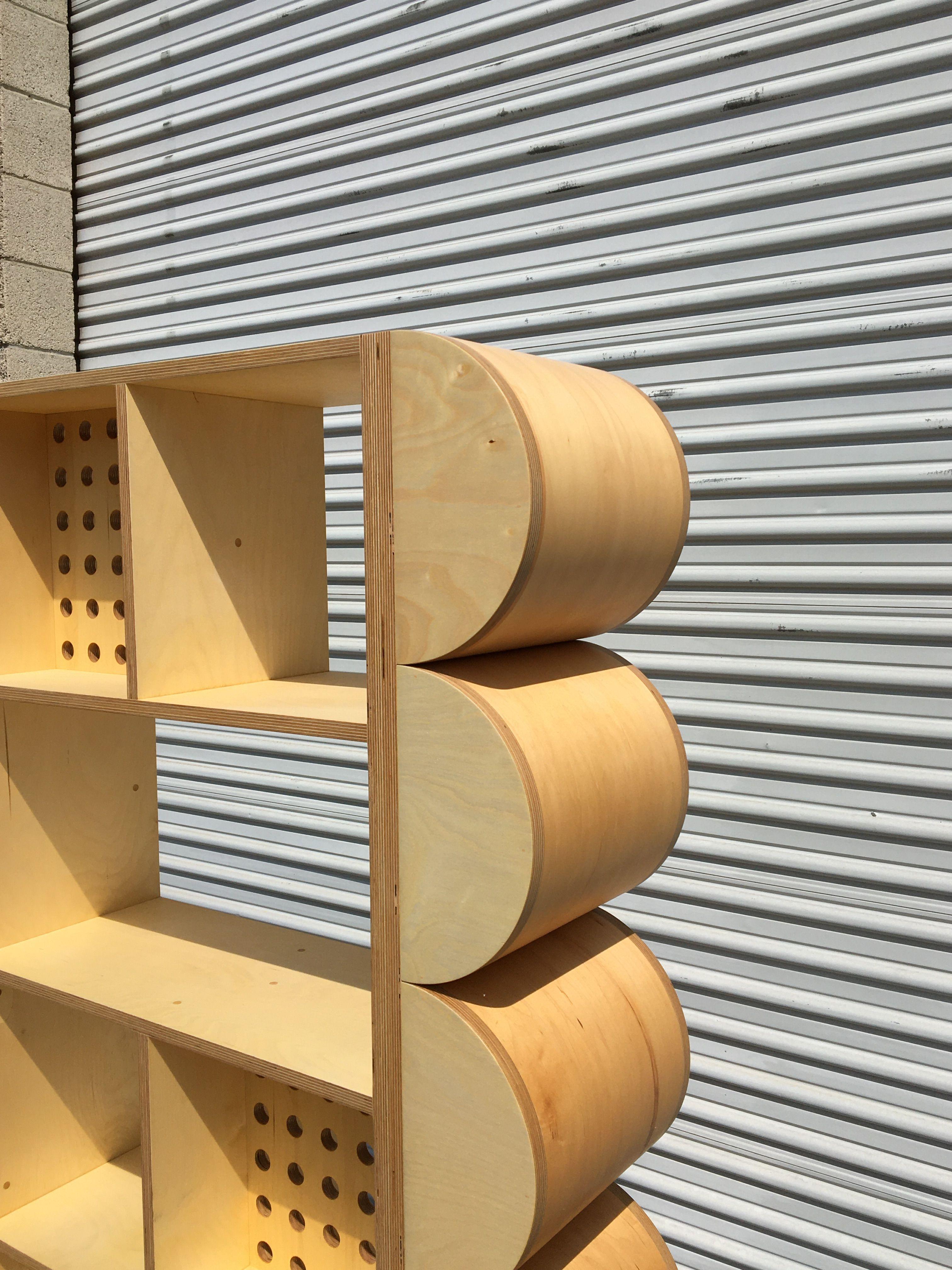 Custom Scallop Bookshelf product image 5