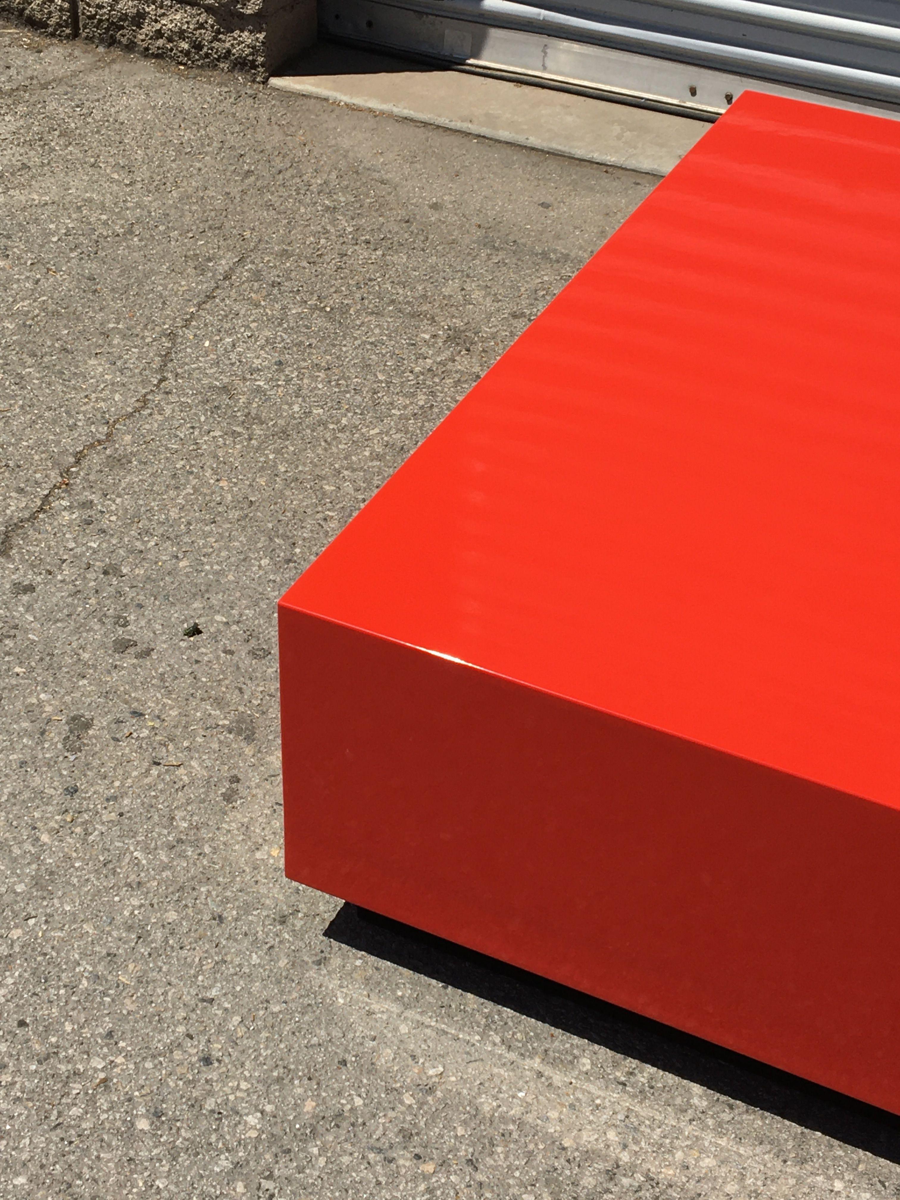 High Gloss Coffee Table product image 5