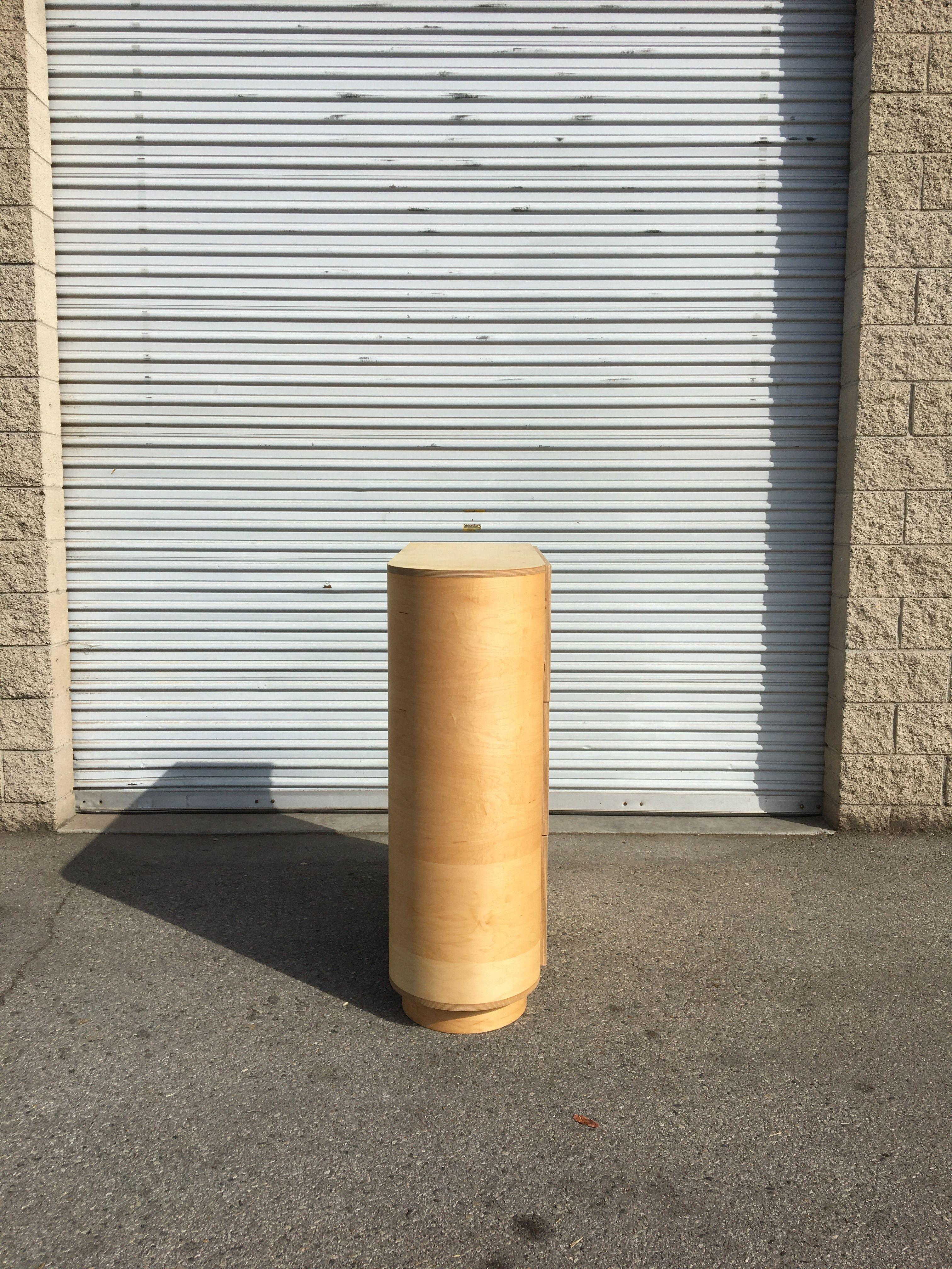 Half Round Dresser - Narrow product image 2