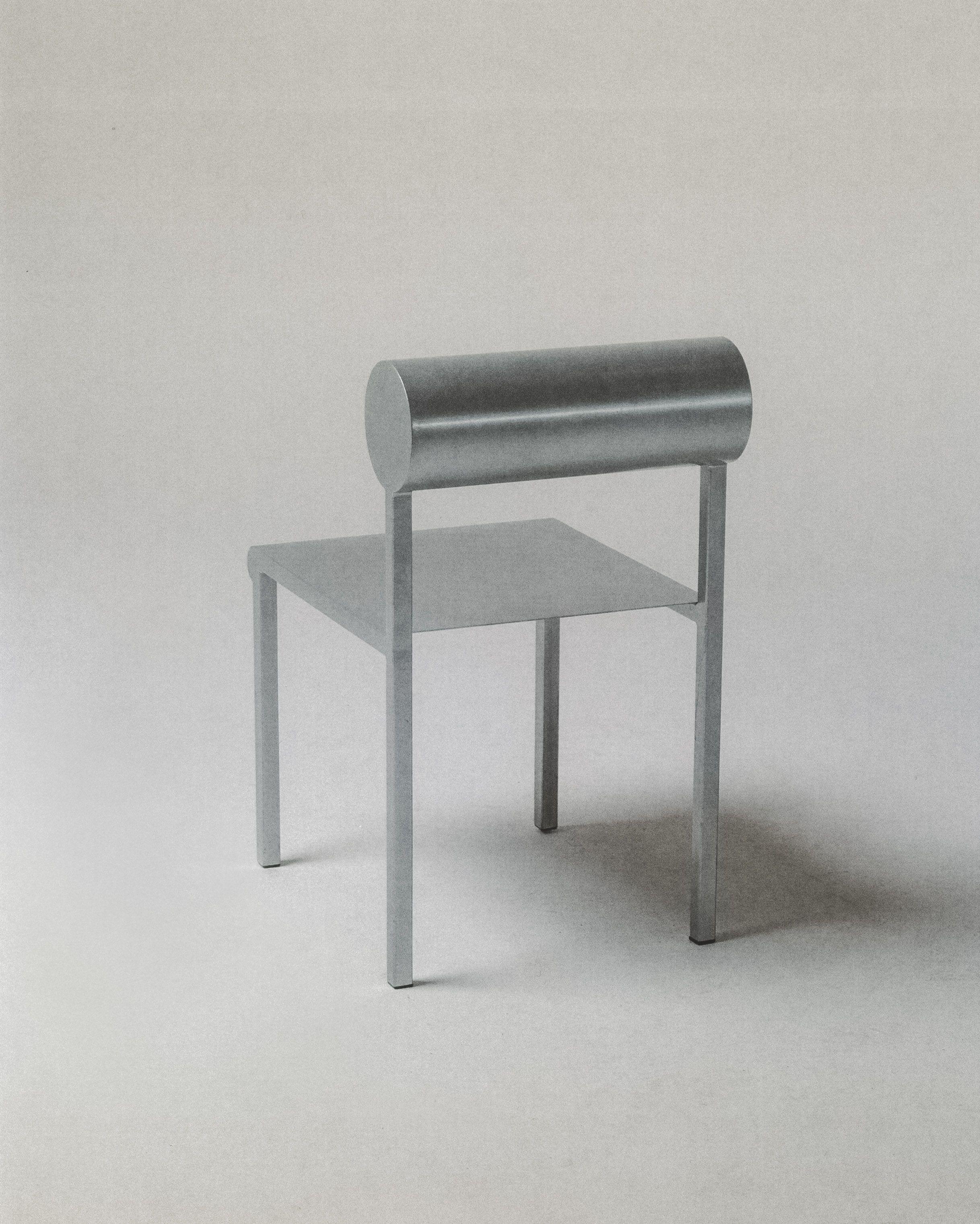 Cylinder Back Steel product image 1