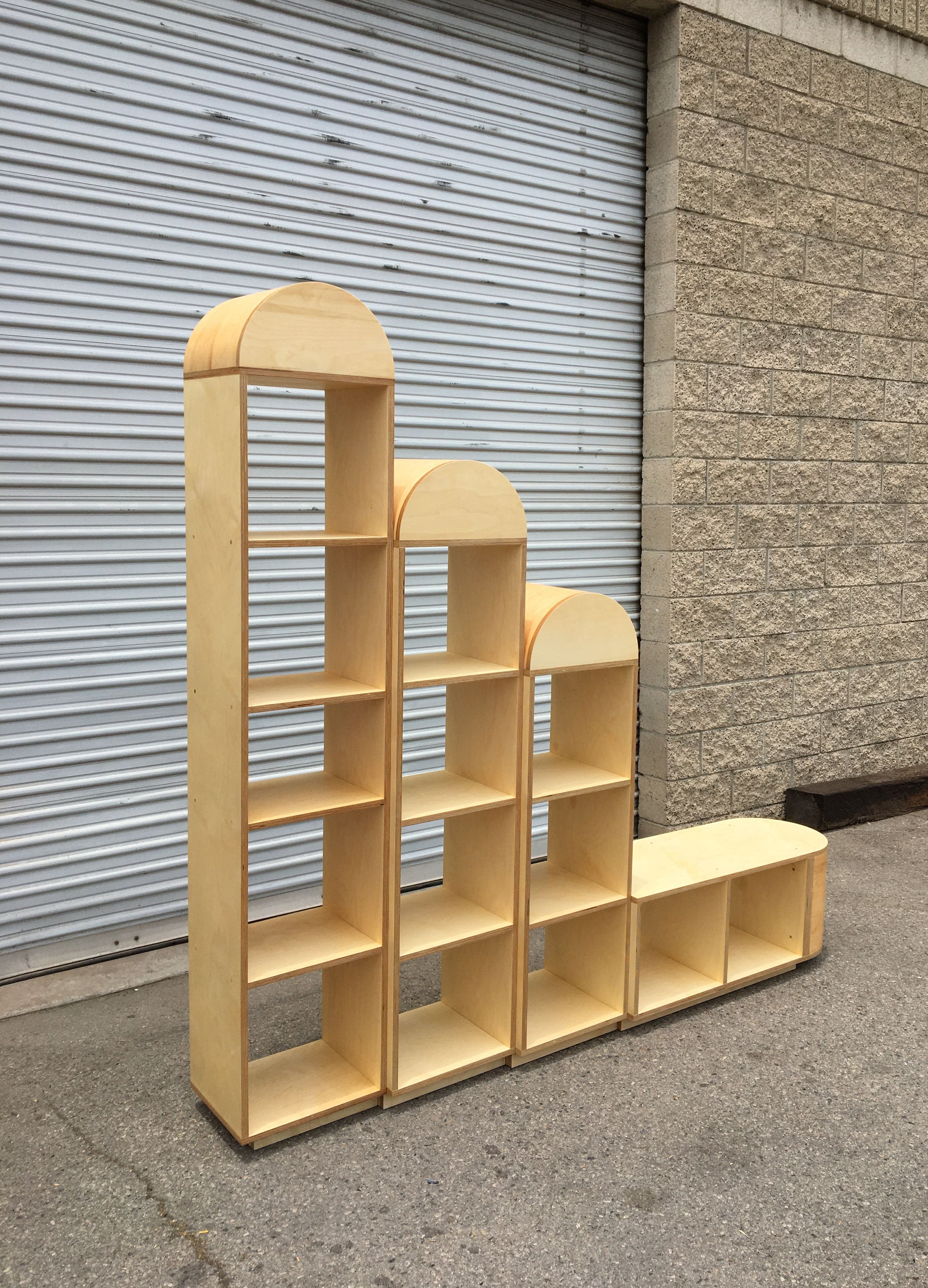 Tiered Tower Bookshelf product image 6