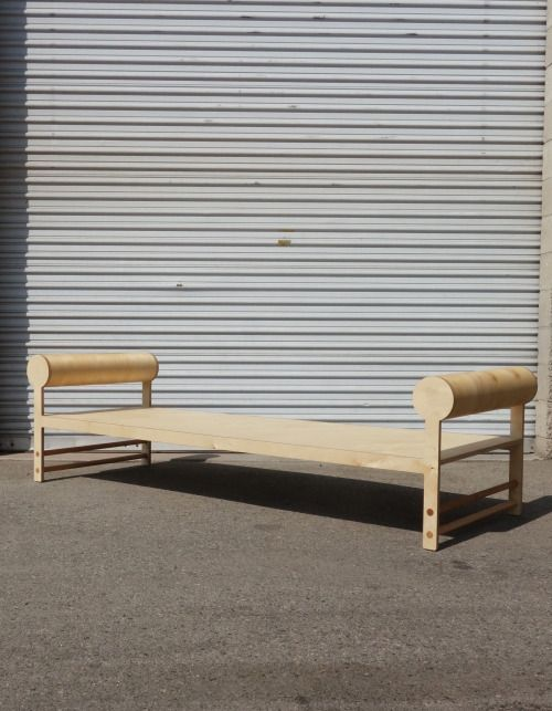 Double Cylinder Daybed product image 2