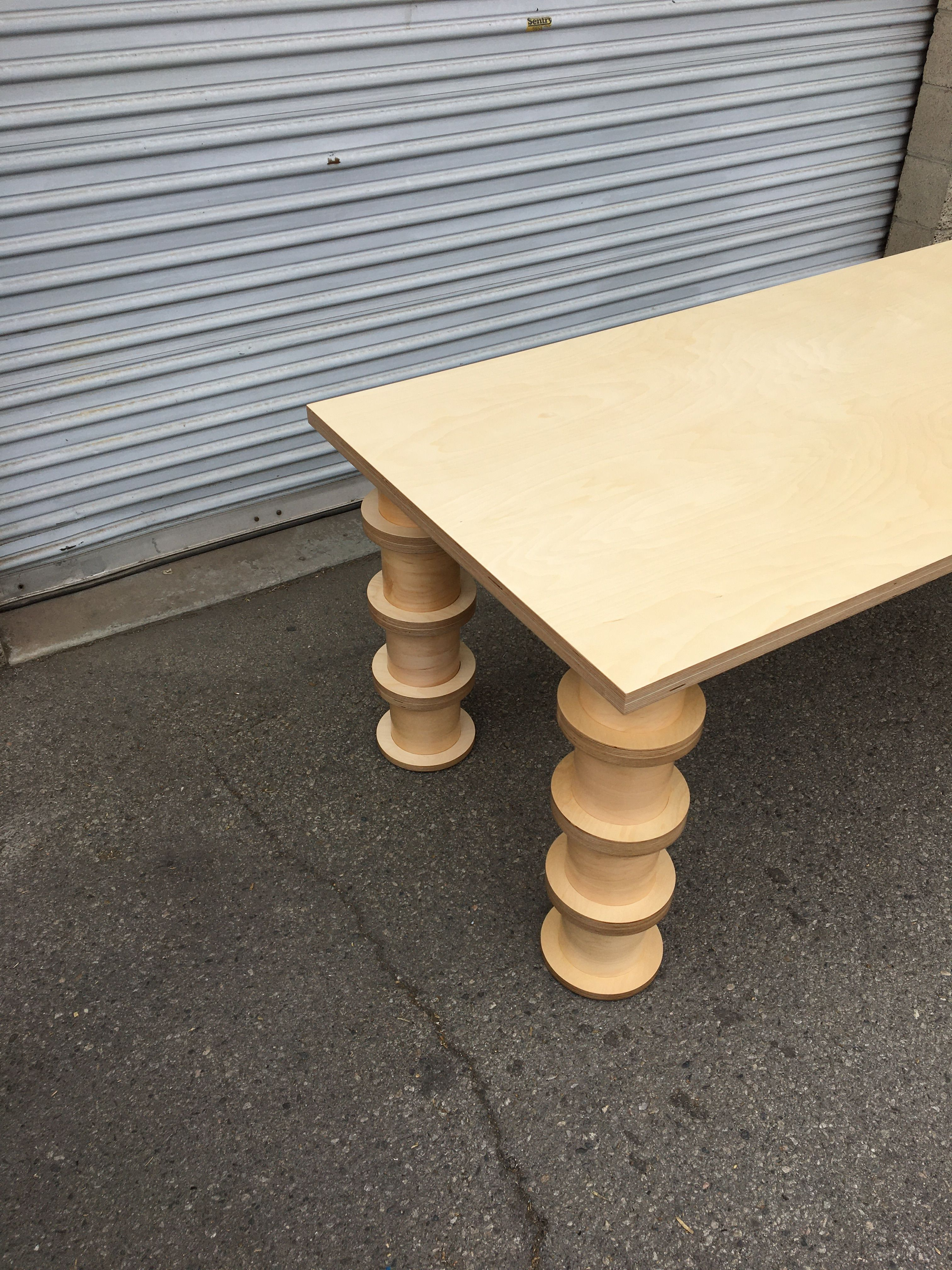 Column Leg Table product image 6