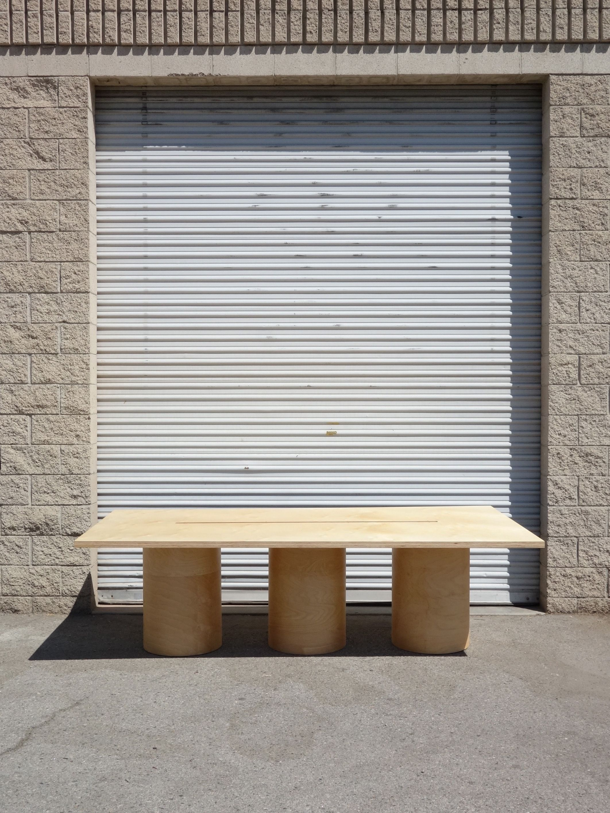 Three Cylinder Conference Table product image 0