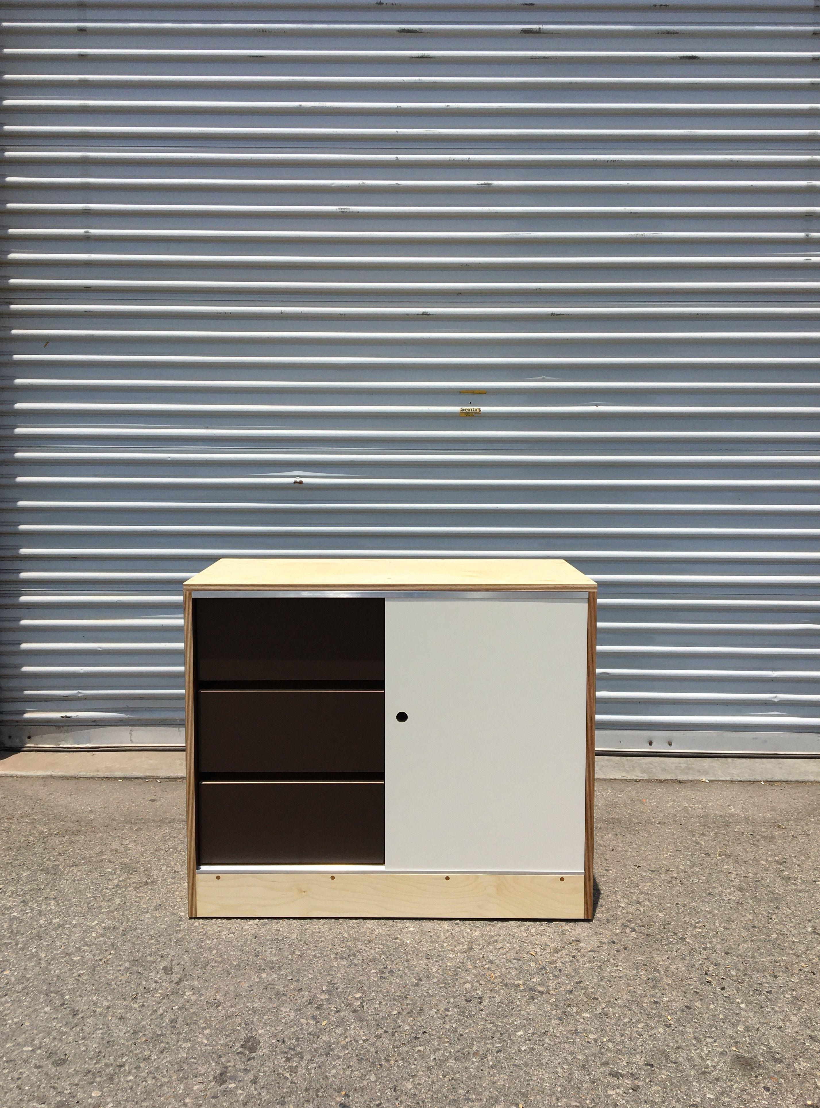 Sliding Door Storage Unit product image 0