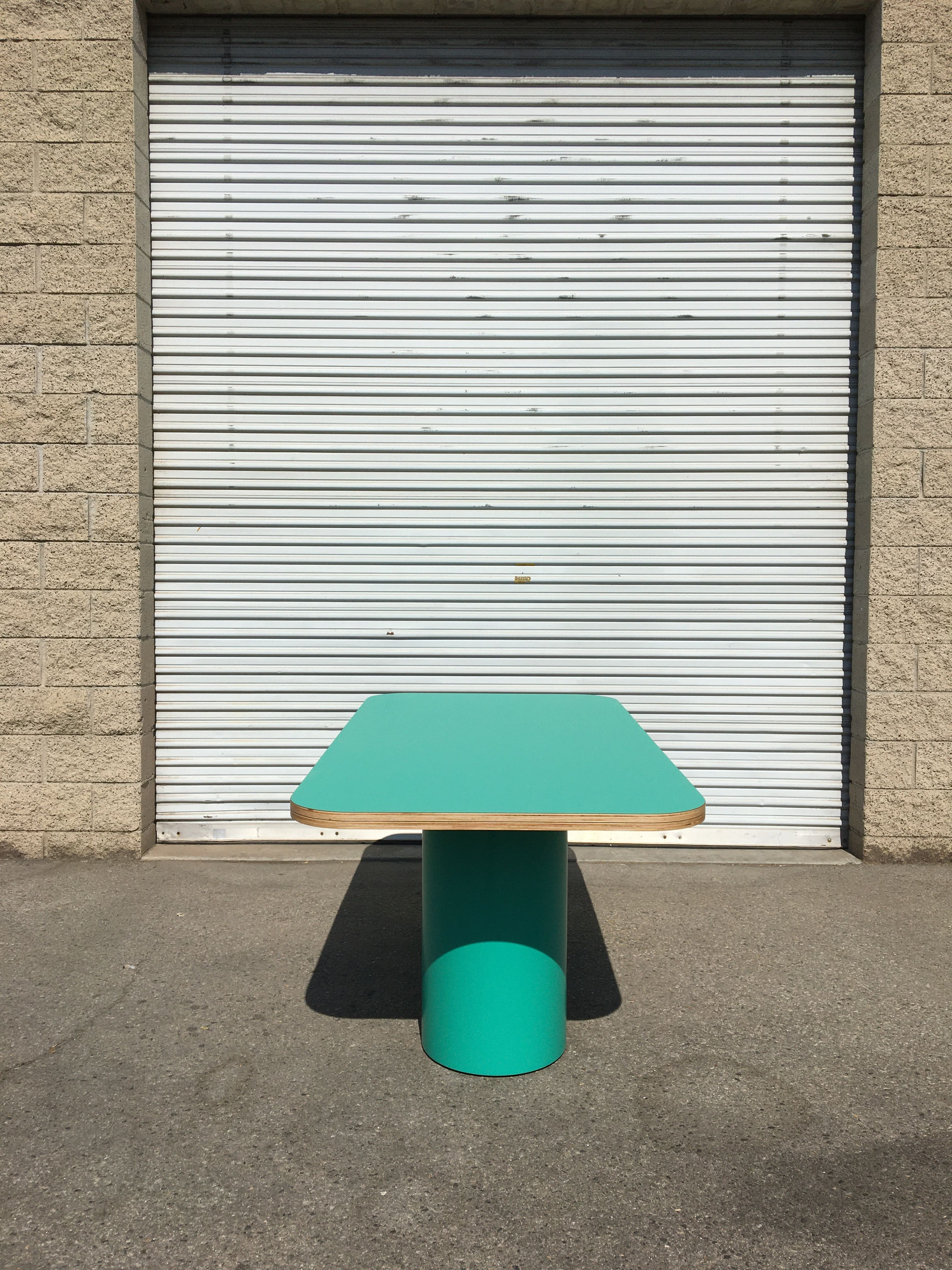 Two Cylinder Dining Table product image 2